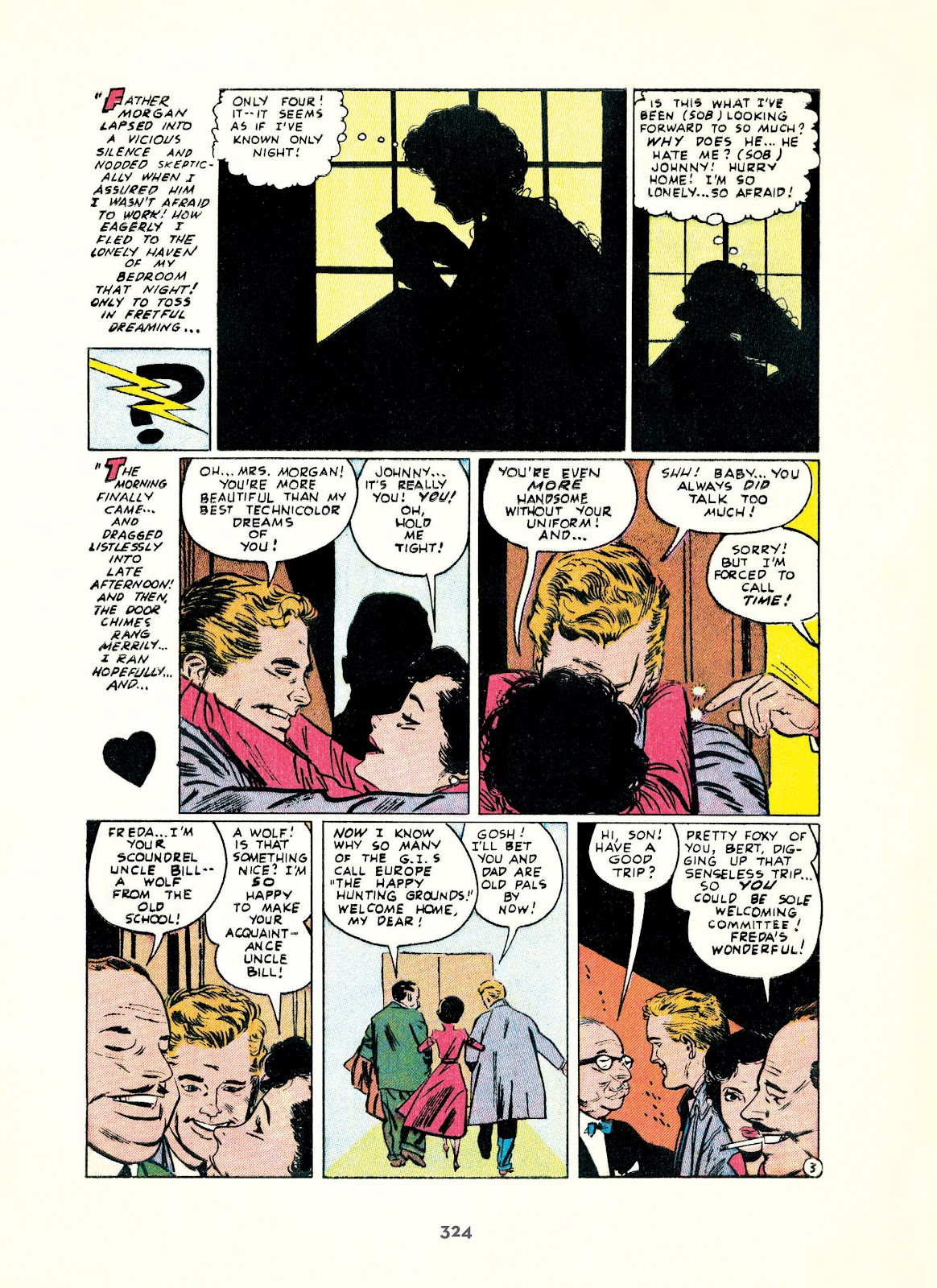 Read online Setting the Standard: Comics by Alex Toth 1952-1954 comic -  Issue # TPB (Part 4) - 25