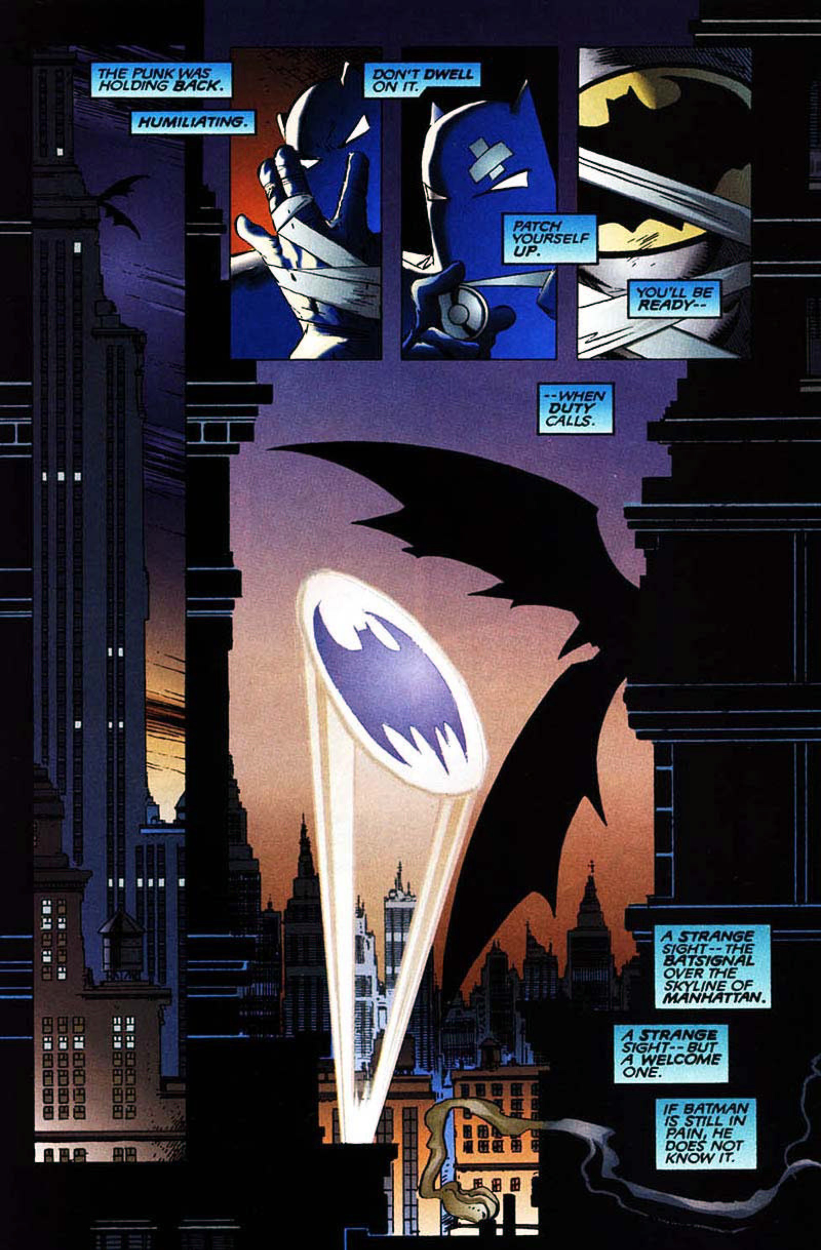 Read online Spawn-Batman comic -  Issue # Full - 29