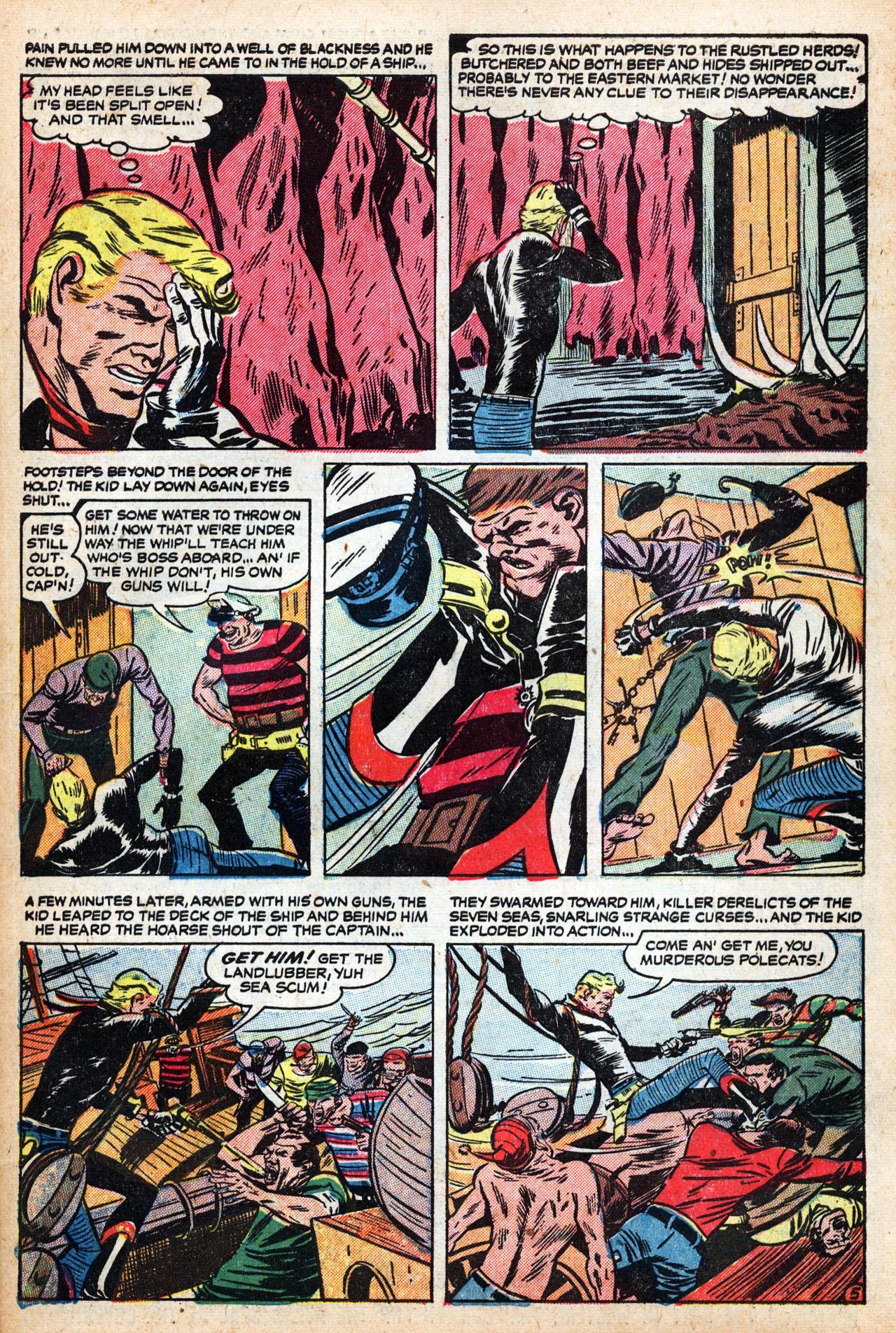 Read online Two-Gun Kid comic -  Issue #19 - 31