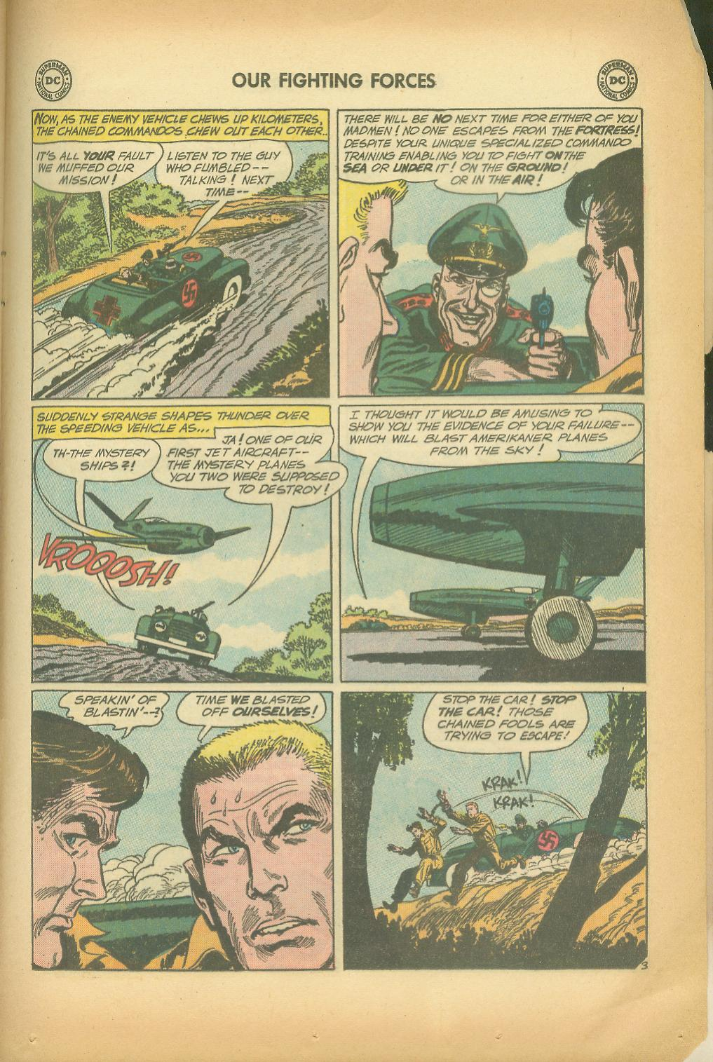 Our Fighting Forces (1954) issue 65 - Page 29