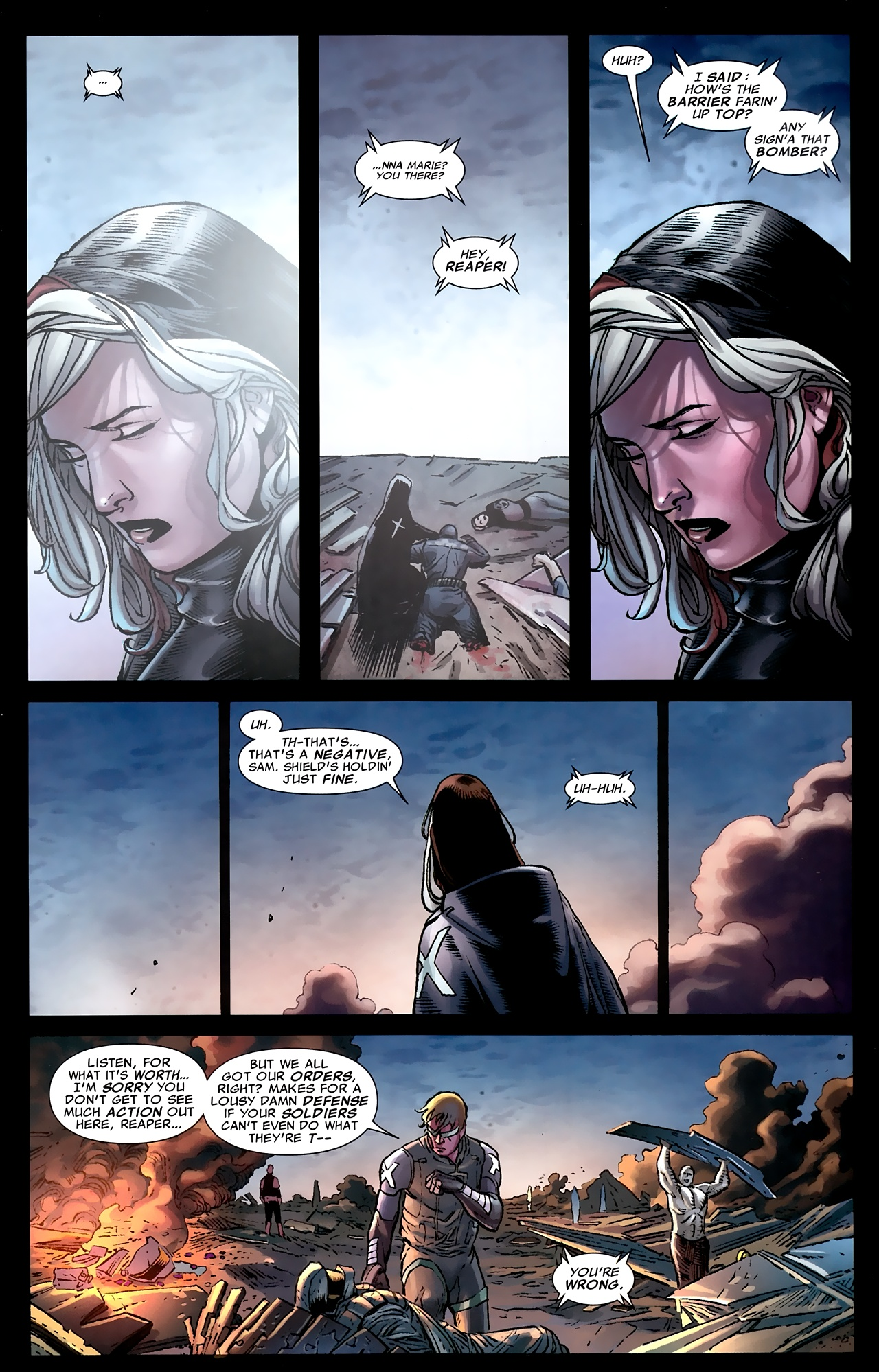 Read online Age of X: Universe comic -  Issue #2 - 23