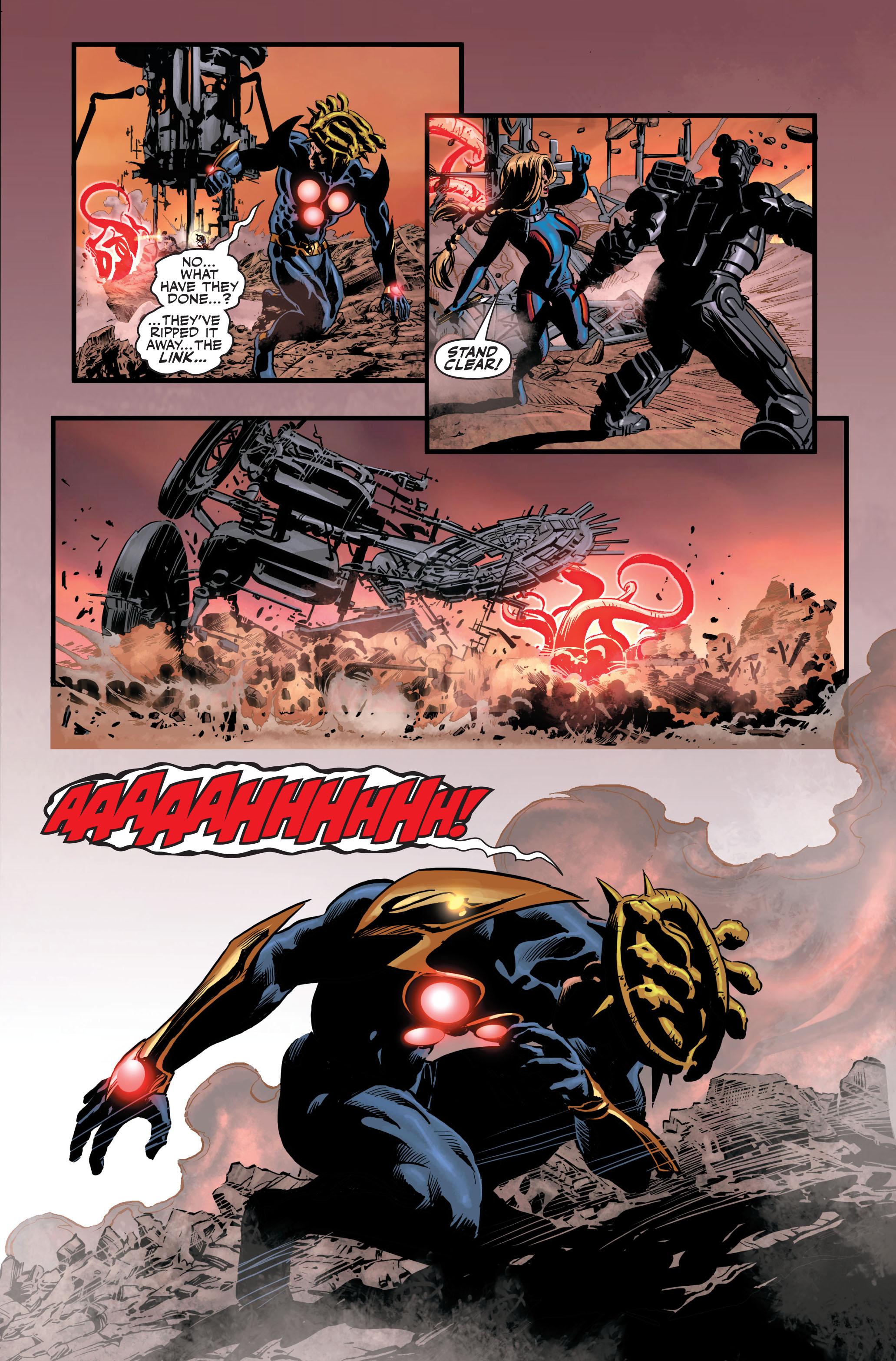 Read online Secret Avengers (2010) comic -  Issue #4 - 20