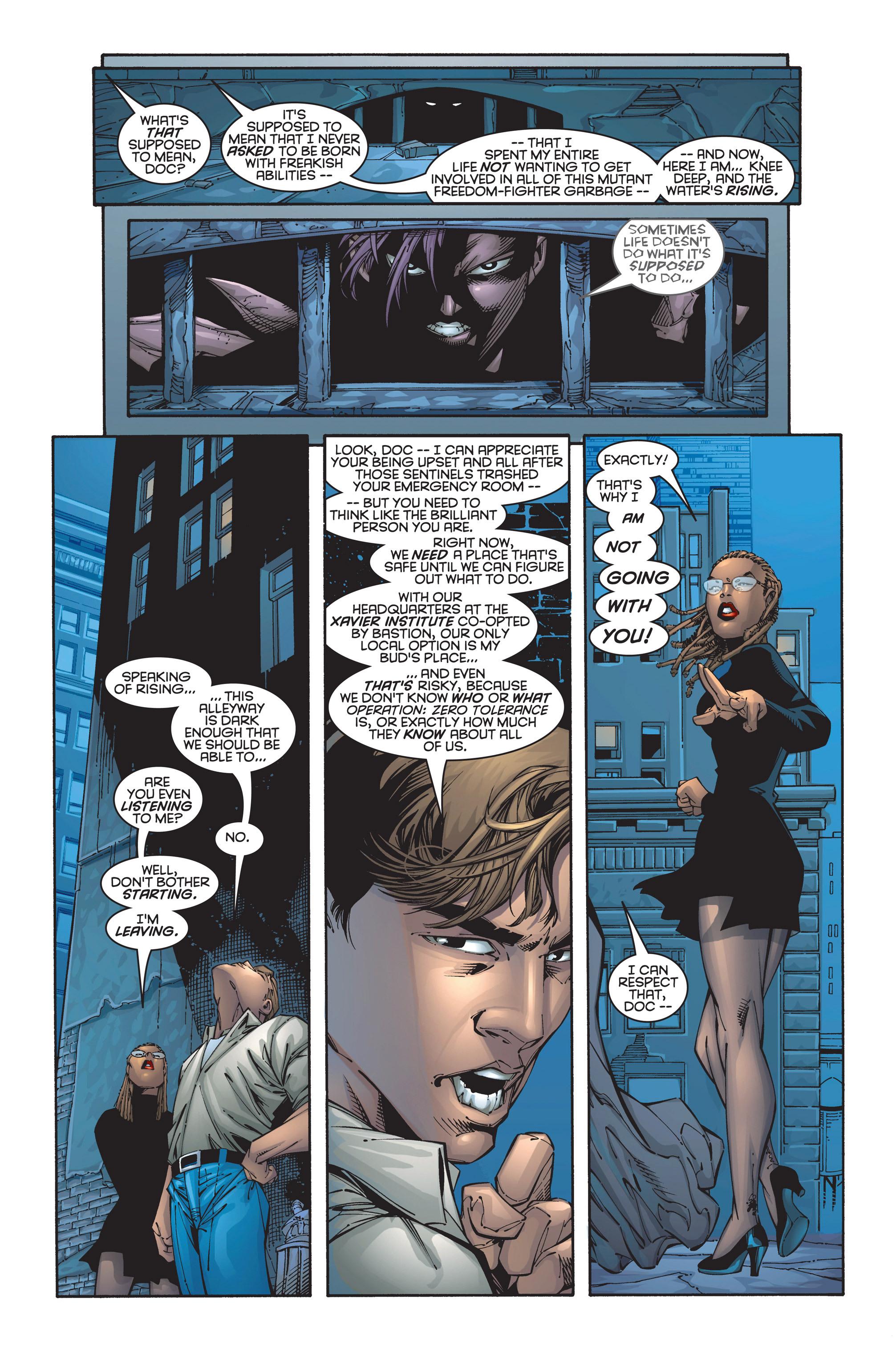 X-Men (1991) 67 Page 10