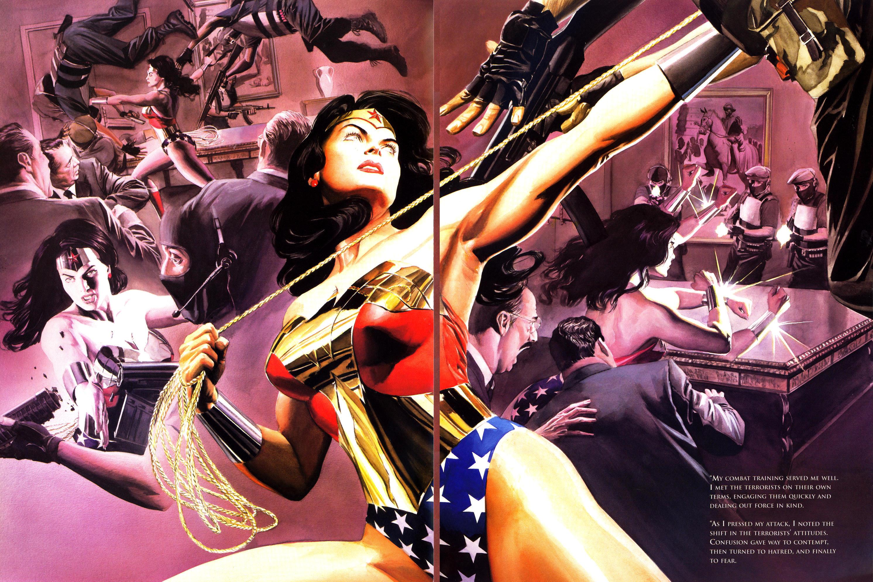 Read online Wonder Woman: Spirit of Truth comic -  Issue # Full - 11