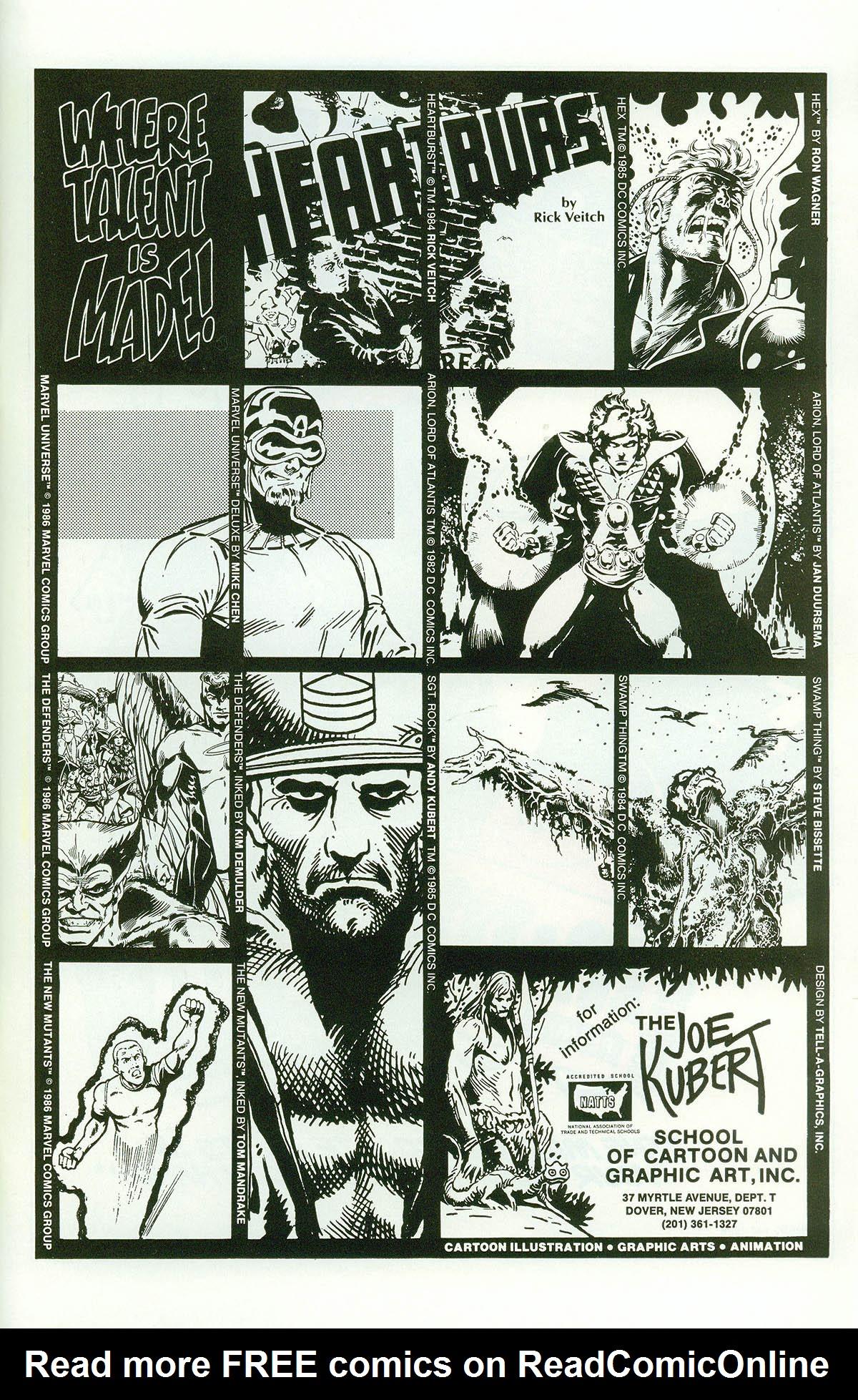 Read online Sgt. Rock comic -  Issue #415 - 34