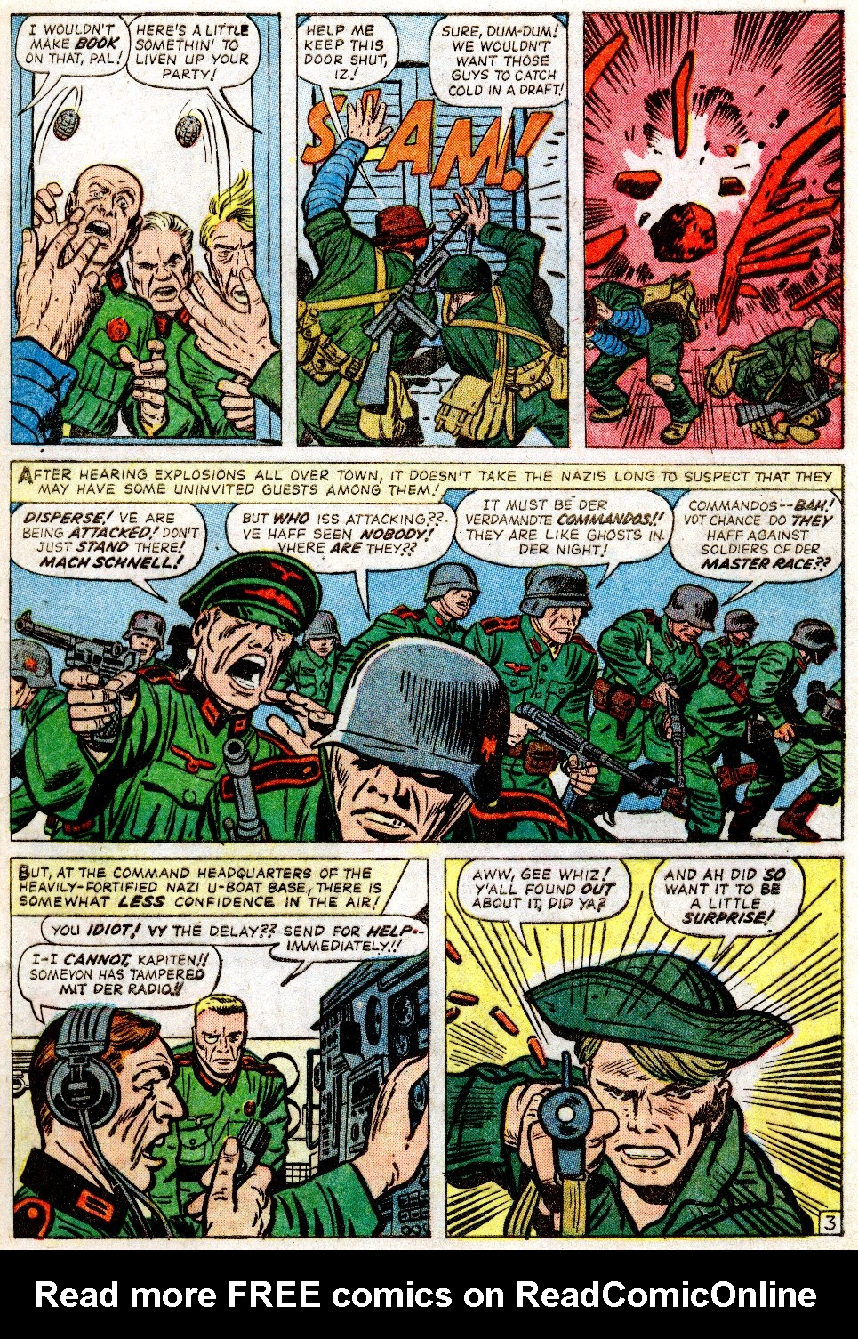 Read online Sgt. Fury comic -  Issue #2 - 5