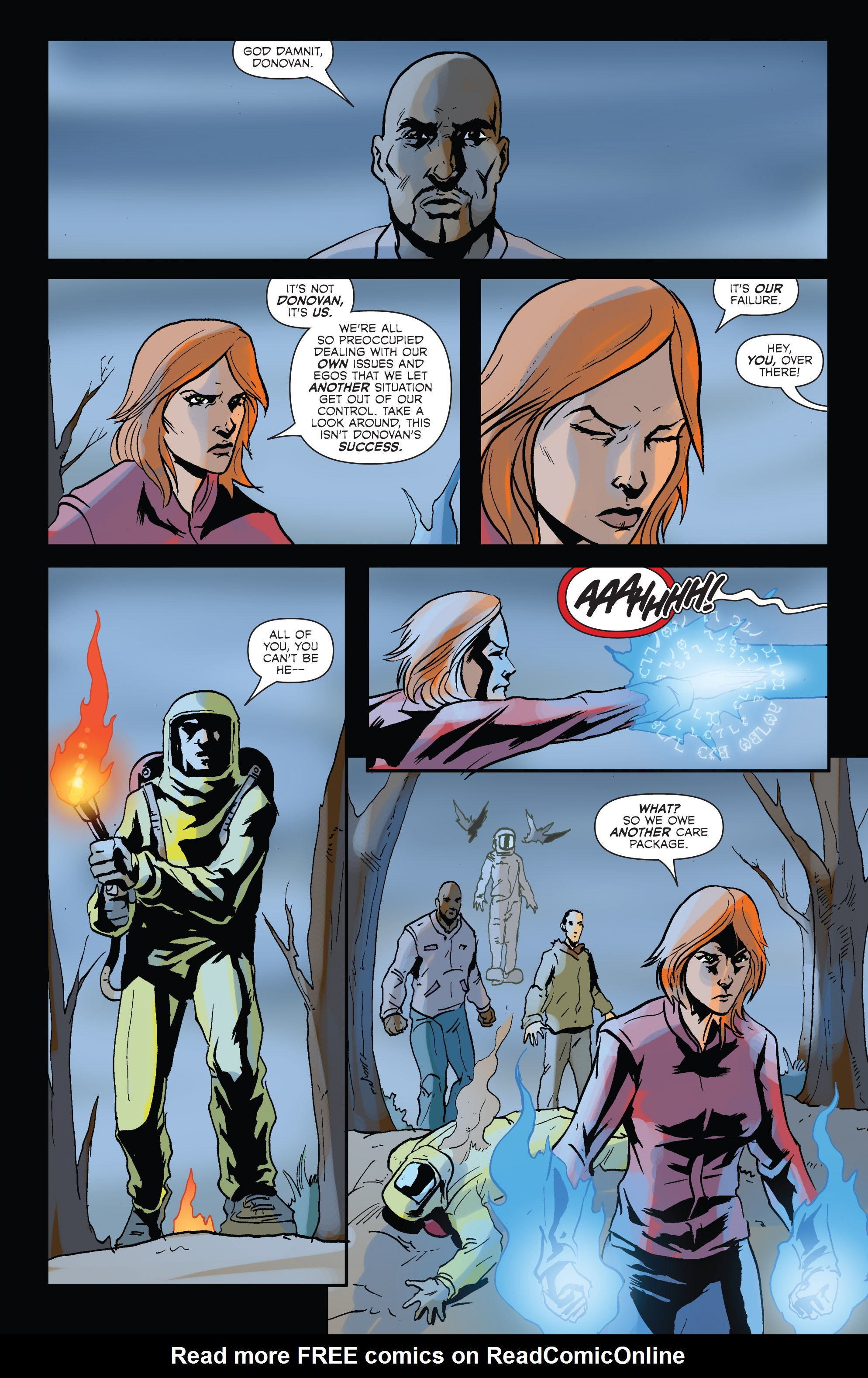 Read online Hoax Hunters (2012) comic -  Issue # TPB 2 - 63