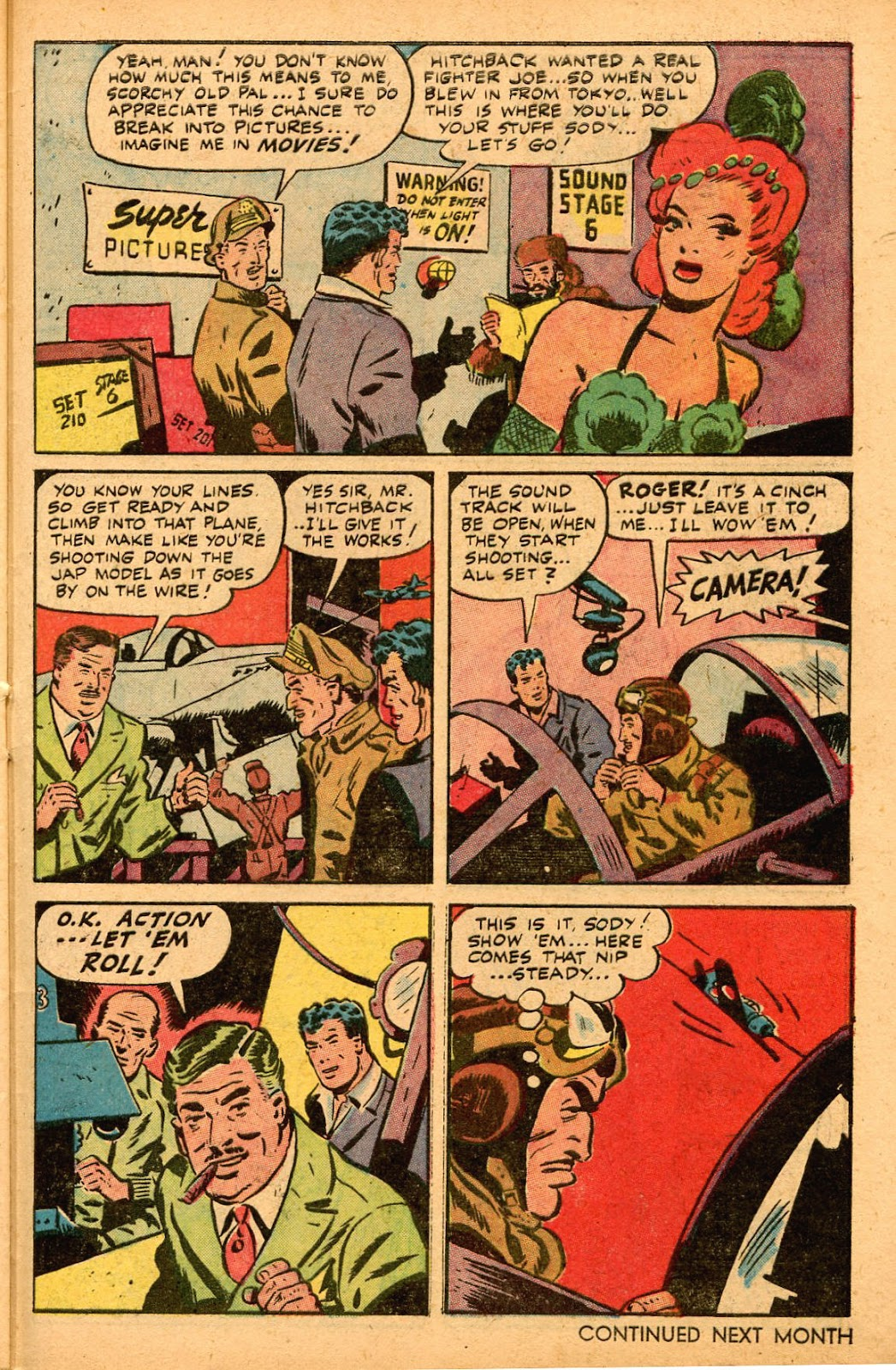 Read online Famous Funnies comic -  Issue #155 - 43