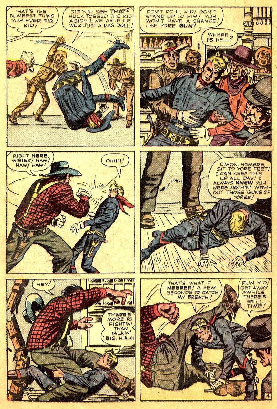 Gunsmoke Western issue 63 - Page 16