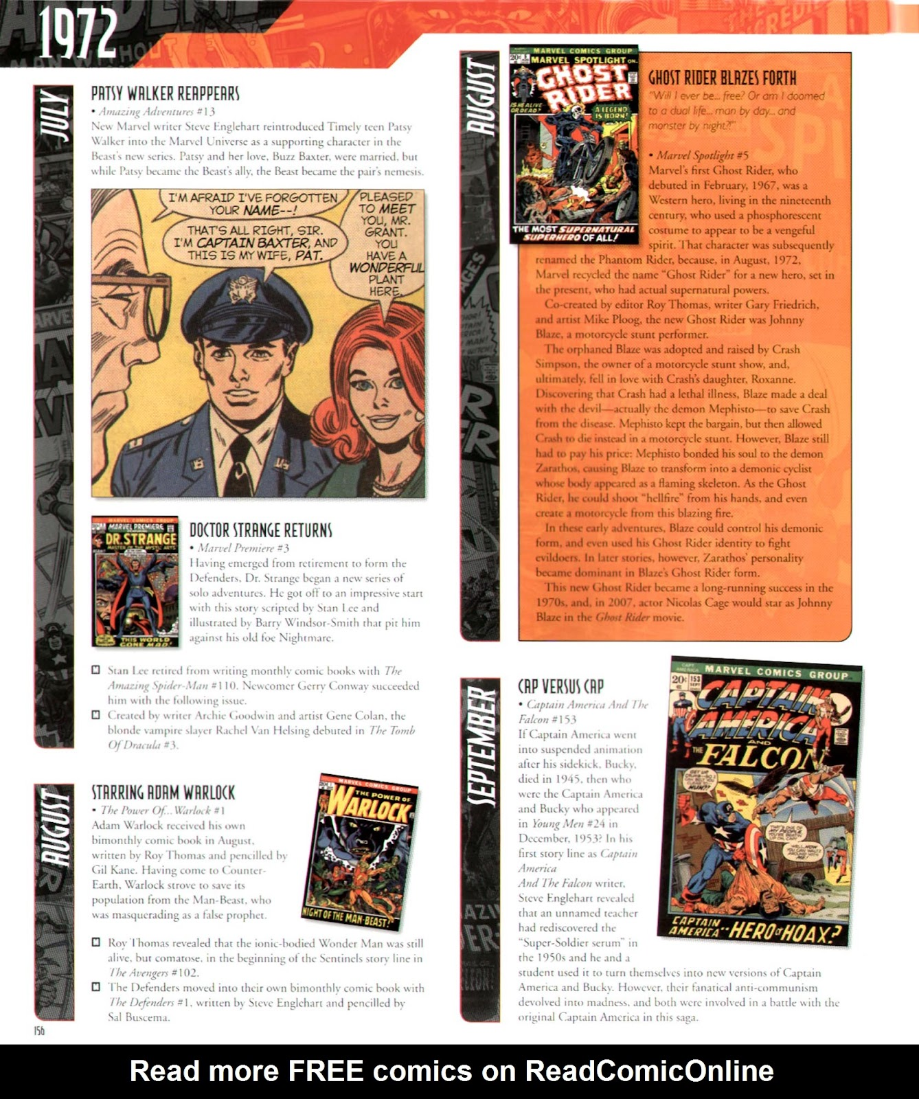 Read online Marvel Chronicle comic -  Issue # TPB (Part 2) - 49