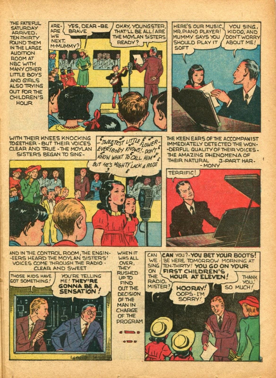 Read online Super-Magician Comics comic -  Issue #5 - 44