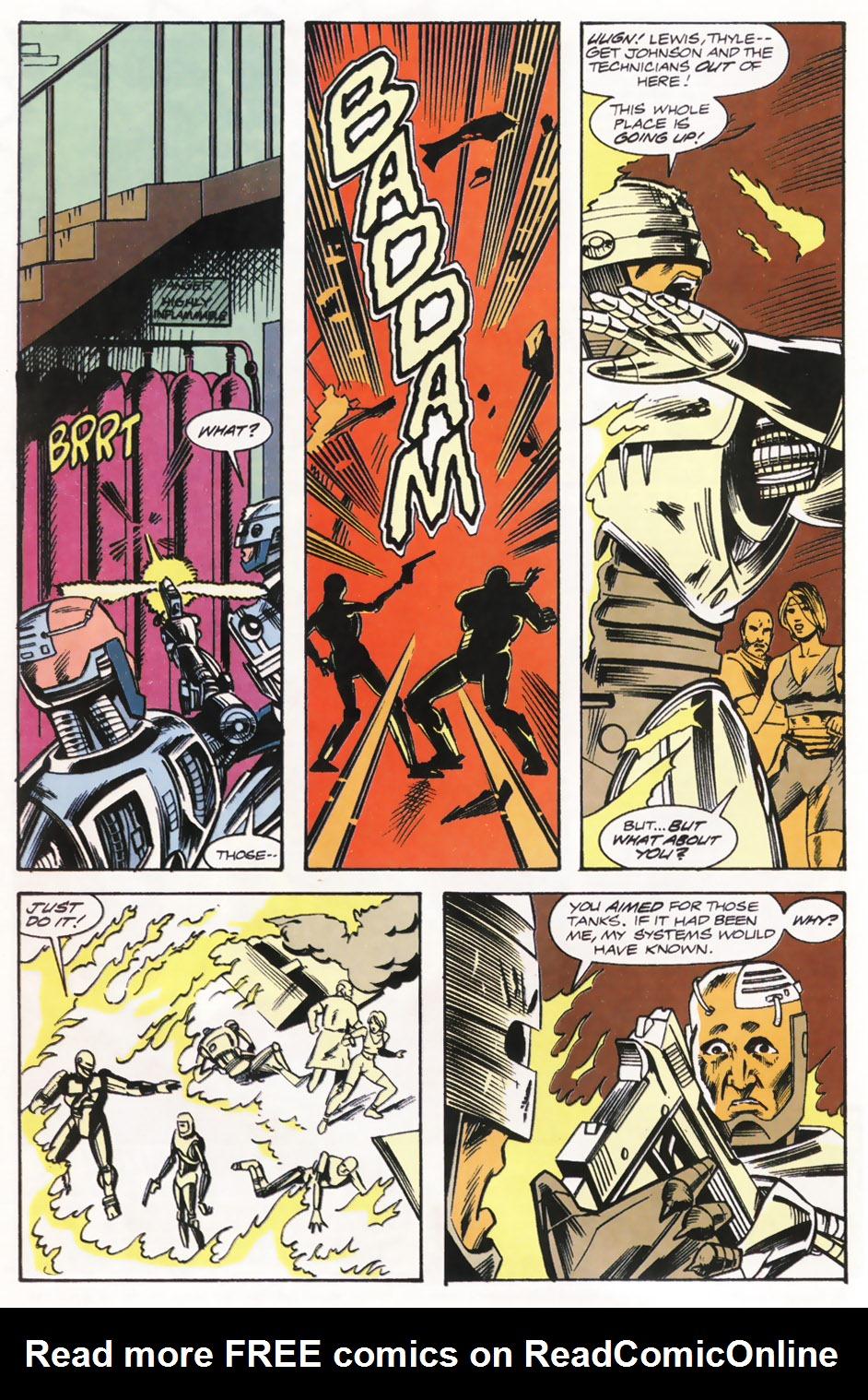 Read online Robocop (1990) comic -  Issue #15 - 20