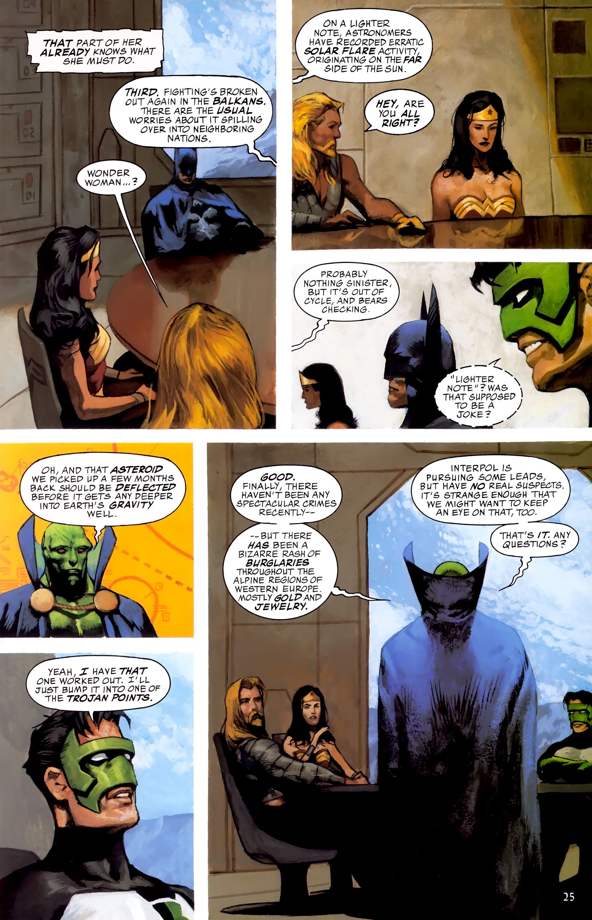 Read online JLA: A League of One comic -  Issue # Full - 32