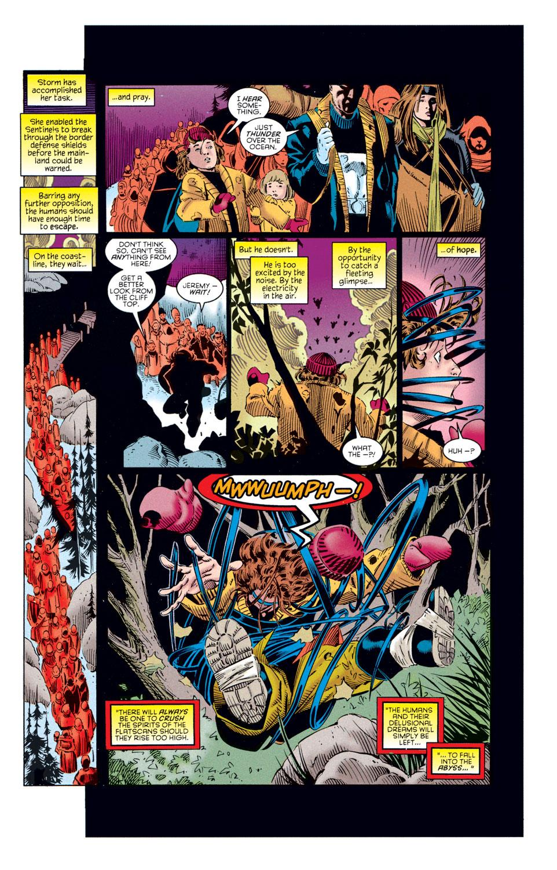 Read online Amazing X-Men (1995) comic -  Issue #1 - 17