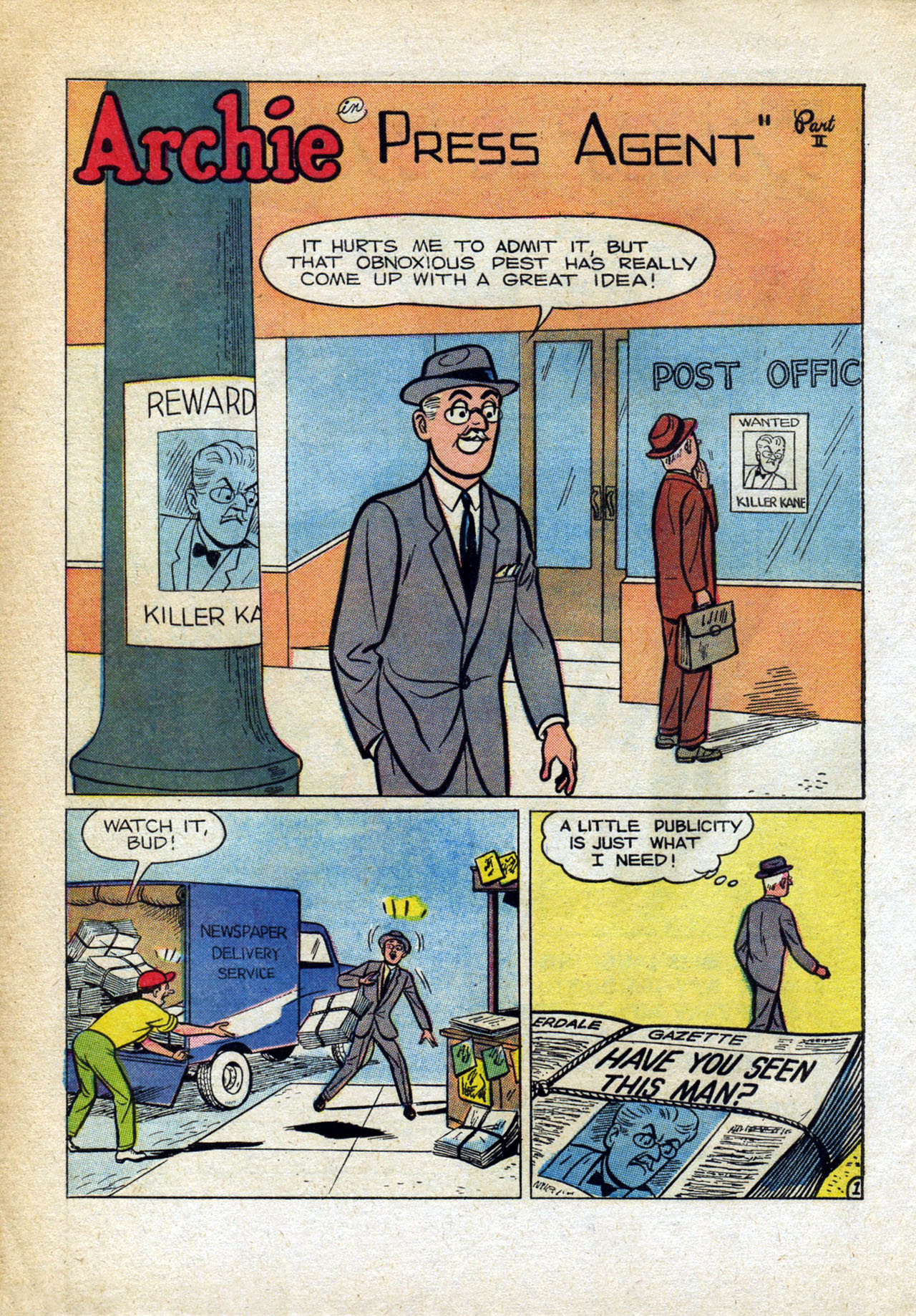 Read online Archie (1960) comic -  Issue #140 - 20