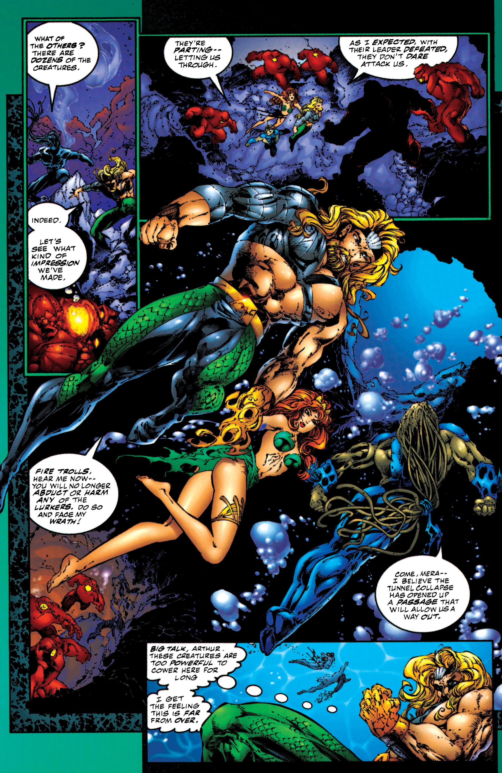 Read online Aquaman (1994) comic -  Issue #53 - 9