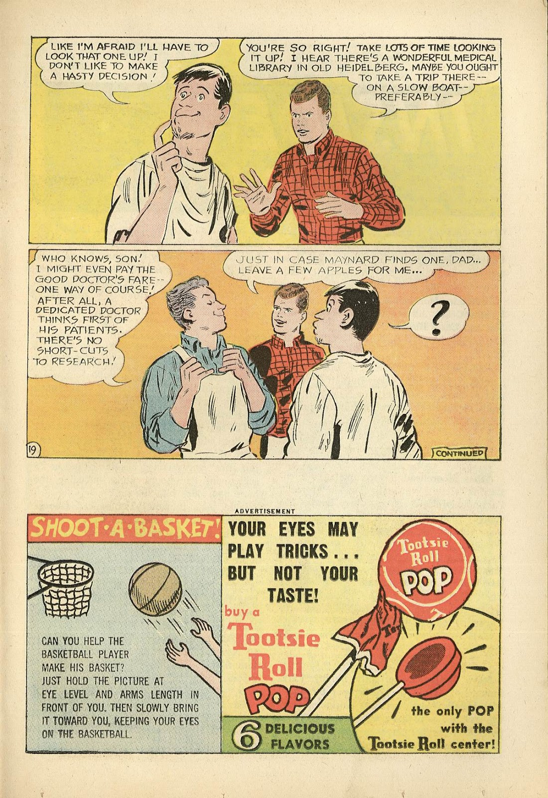 Many Loves of Dobie Gillis issue 22 - Page 23