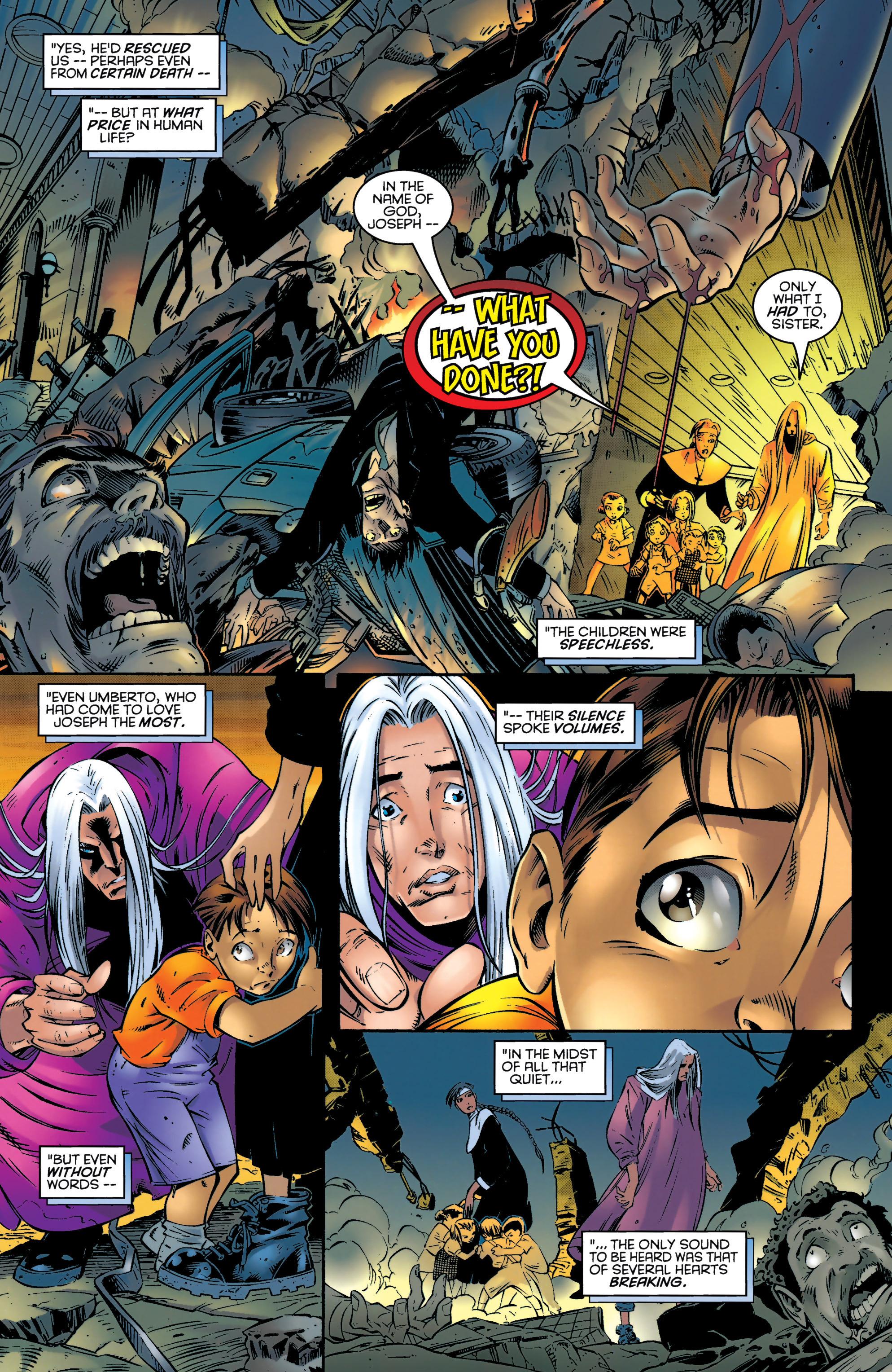 Read online Uncanny X-Men (1963) comic -  Issue #327 - 22