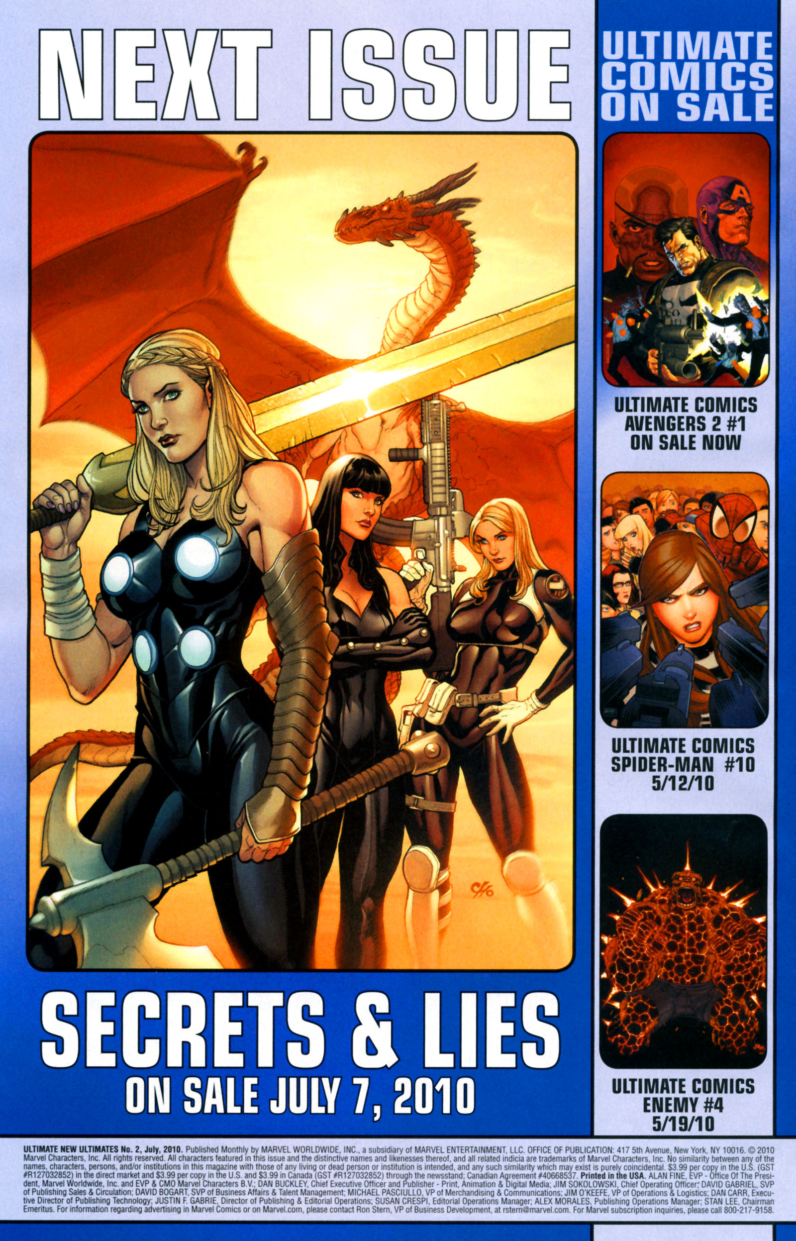 Read online Ultimate New Ultimates comic -  Issue #2 - 23
