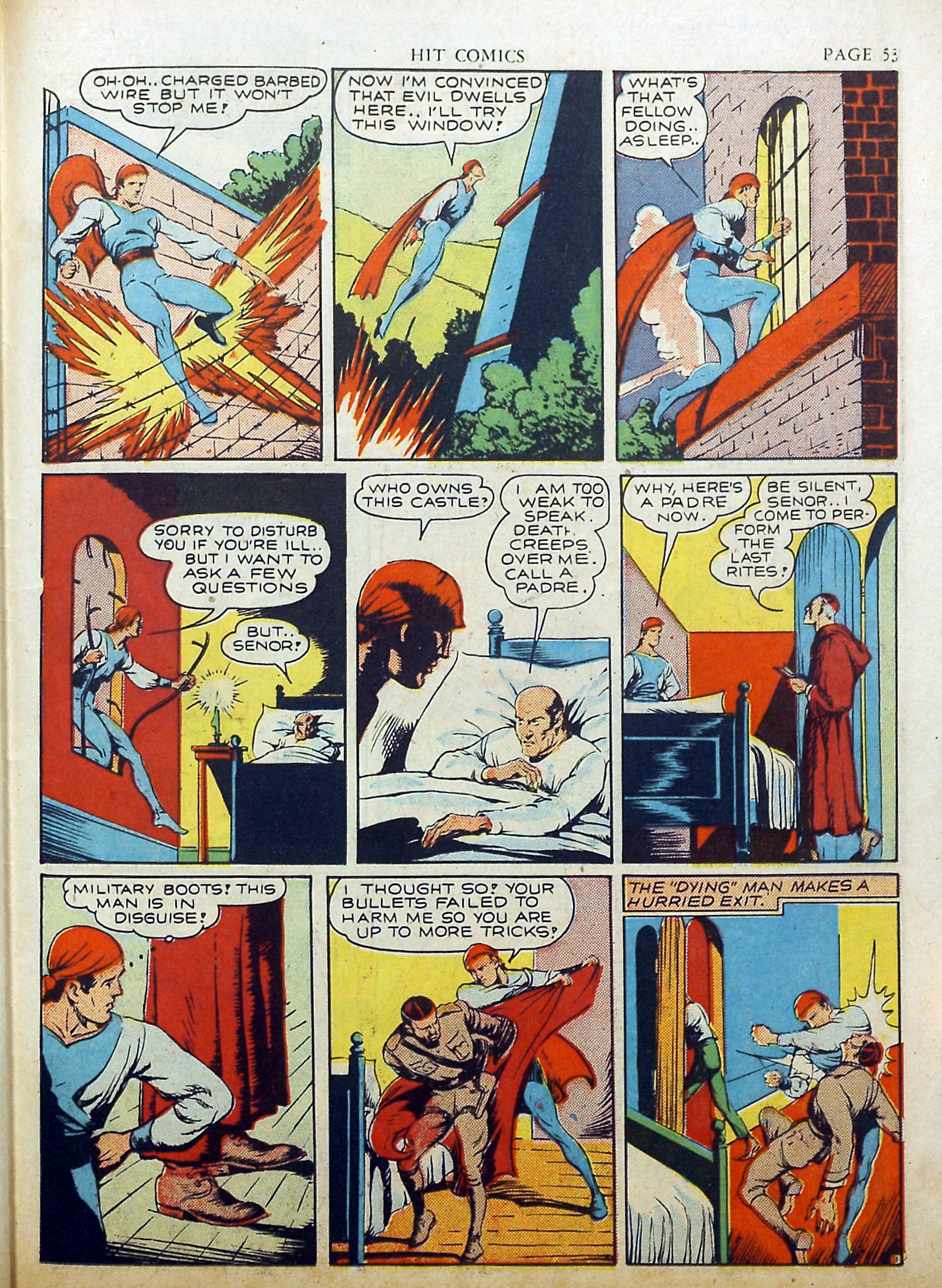 Read online Hit Comics comic -  Issue #17 - 55