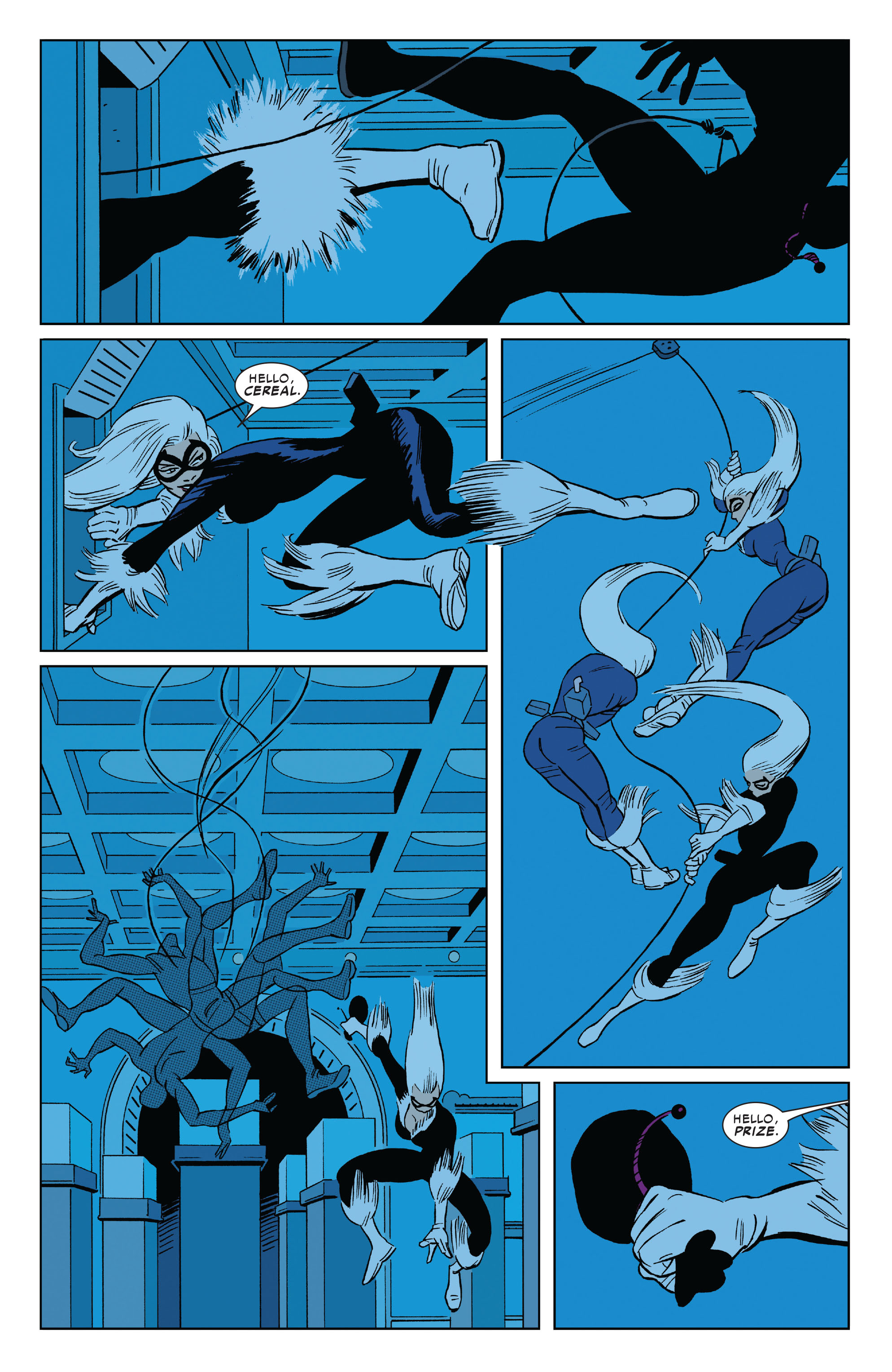 Read online Amazing Spider-Man Presents: Black Cat comic -  Issue #1 - 16