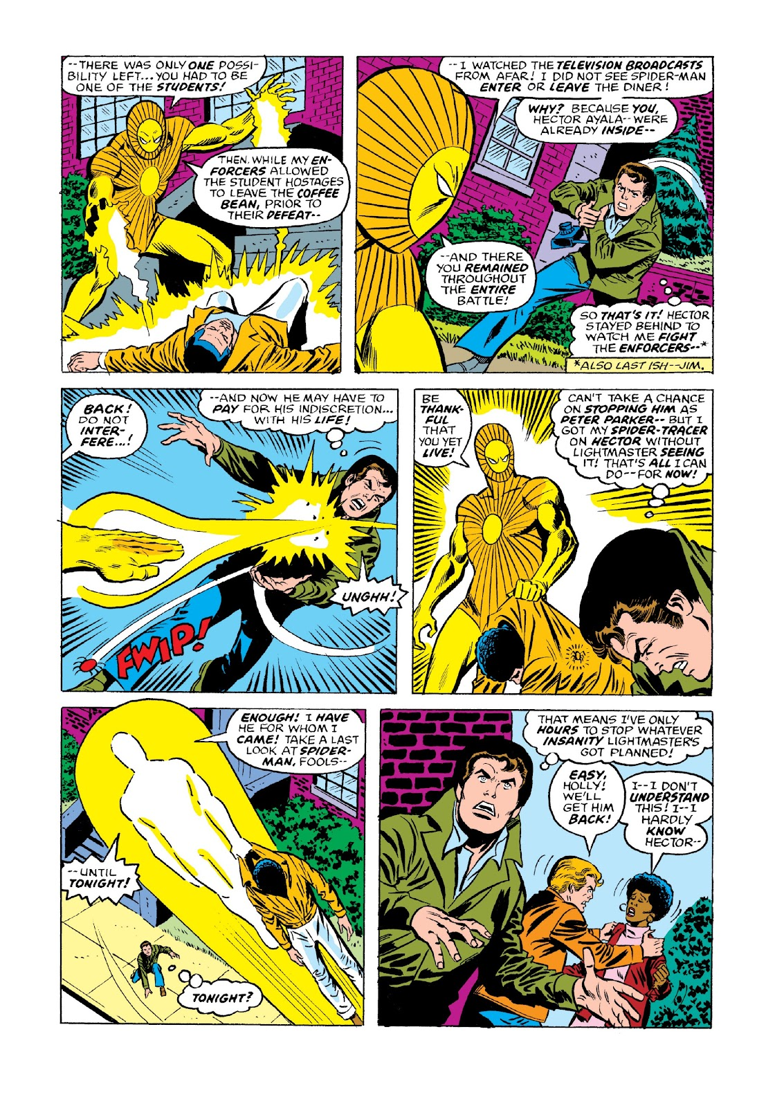Read online Marvel Masterworks: The Spectacular Spider-Man comic -  Issue # TPB 2 (Part 1) - 90