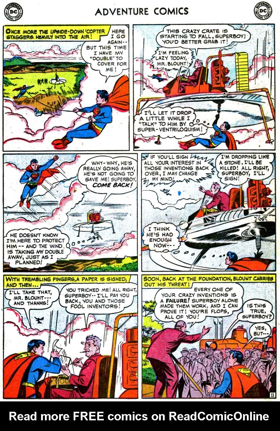 Read online Adventure Comics (1938) comic -  Issue #179 - 13