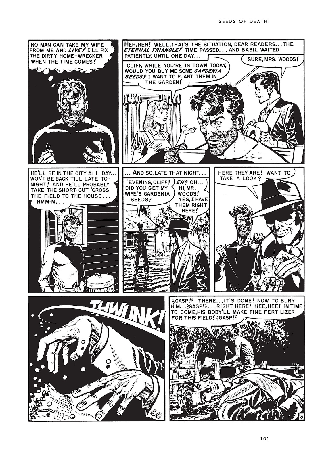 Read online Voodoo Vengeance and Other Stories comic -  Issue # TPB (Part 2) - 19