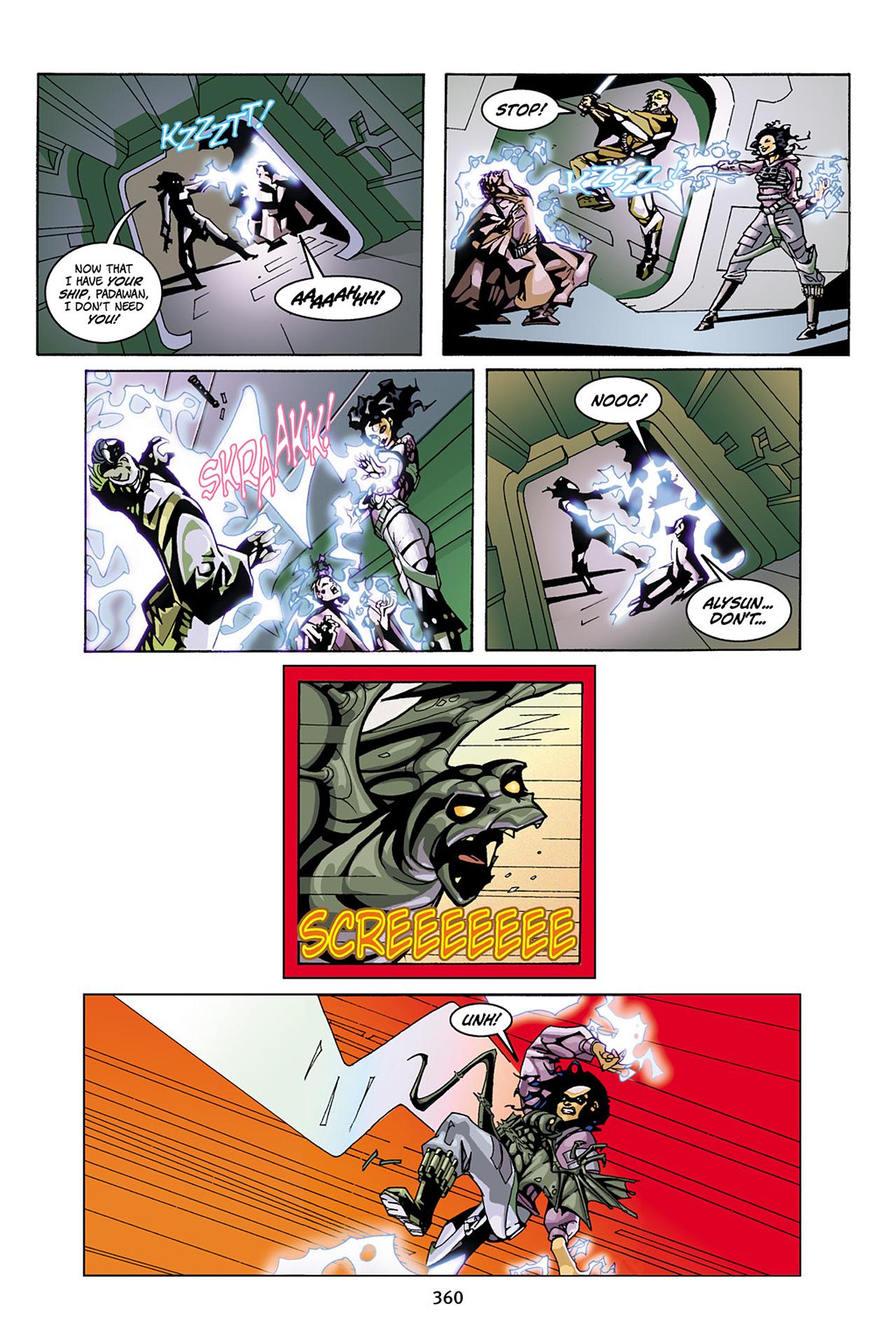 Read online Star Wars Omnibus comic -  Issue # Vol. 10 - 354