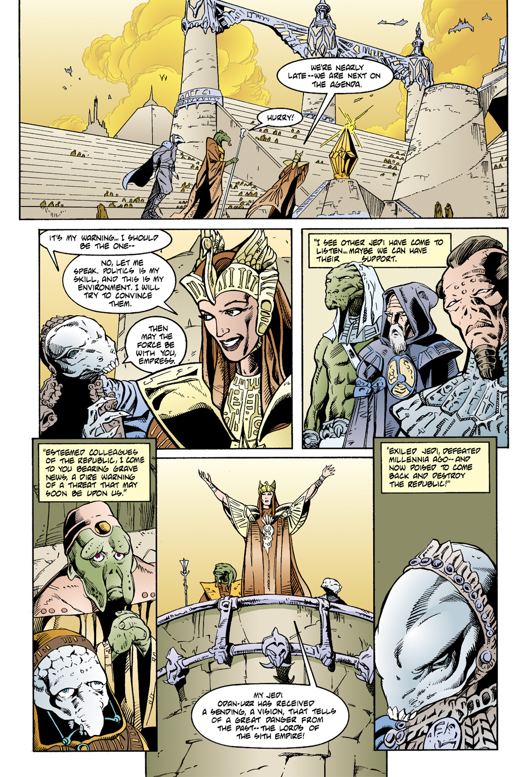 Read online Star Wars Omnibus comic -  Issue # Vol. 4 - 97