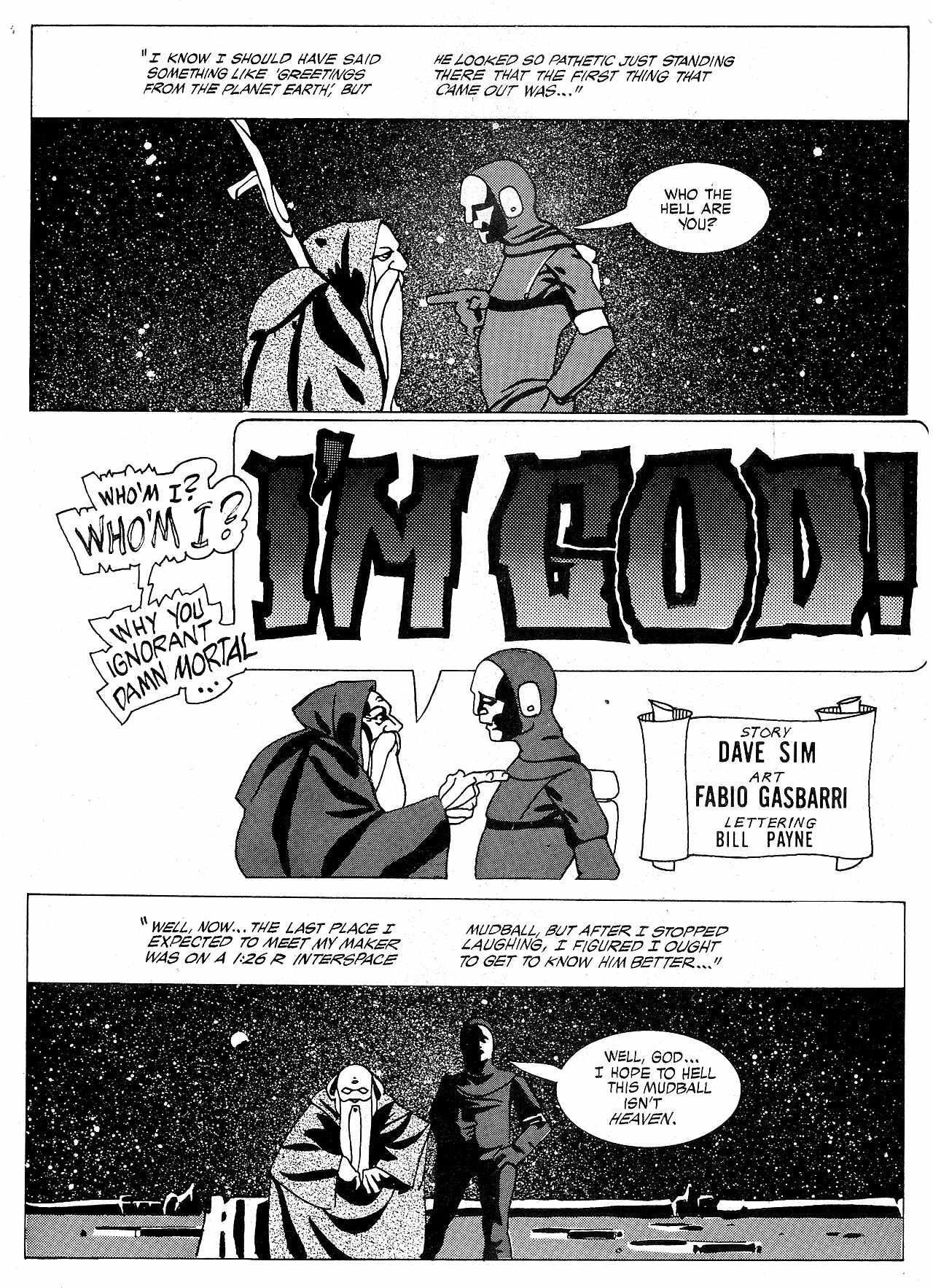 Read online Star*Reach comic -  Issue #7 - 6