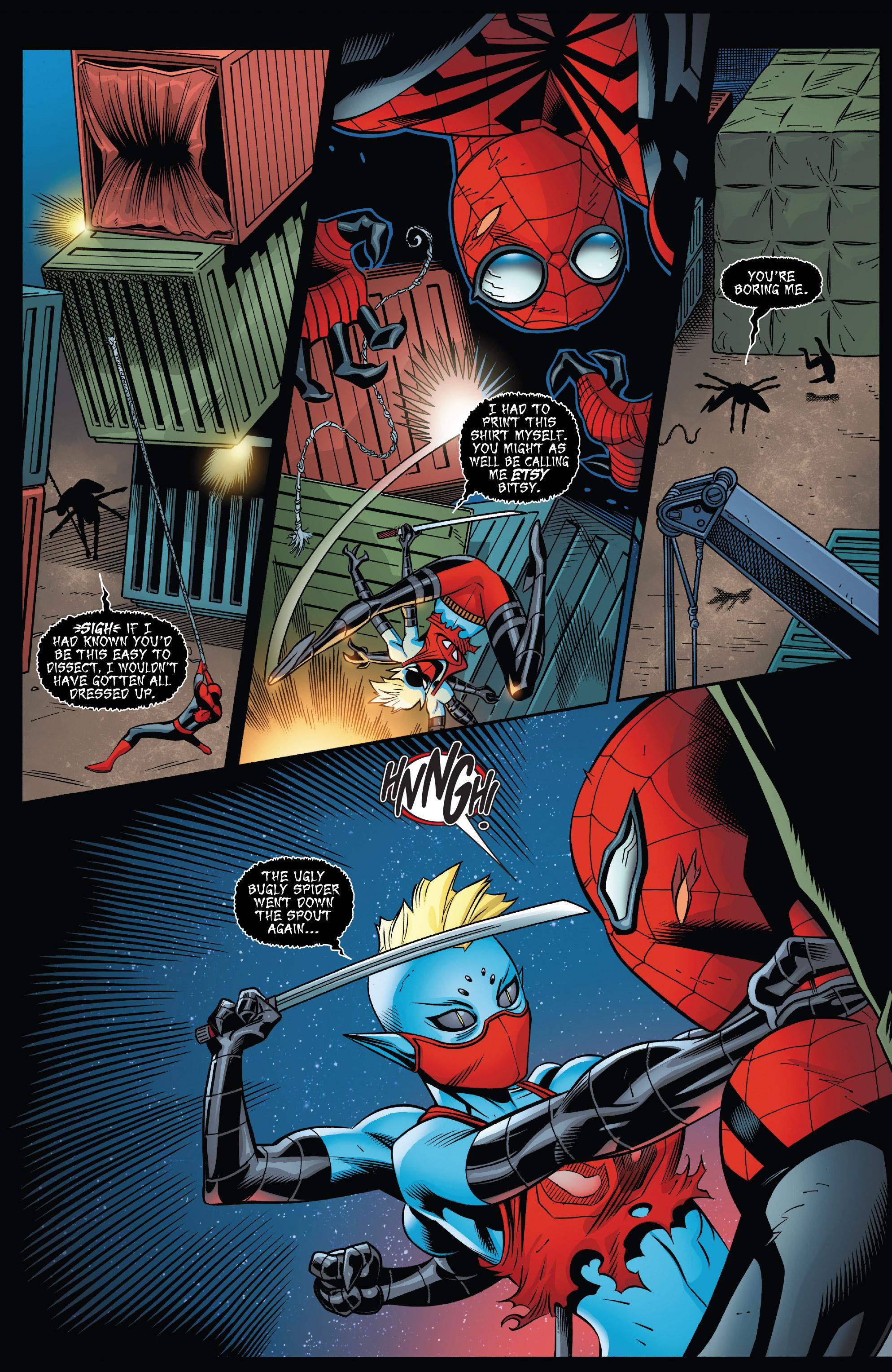 Read online Spider-Man/Deadpool comic -  Issue #17 - 13