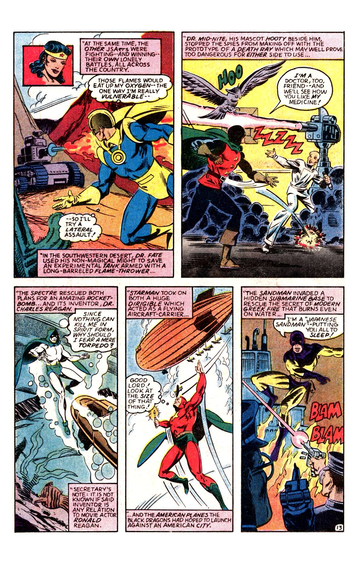 Read online All-Star Squadron comic -  Issue #30 - 14