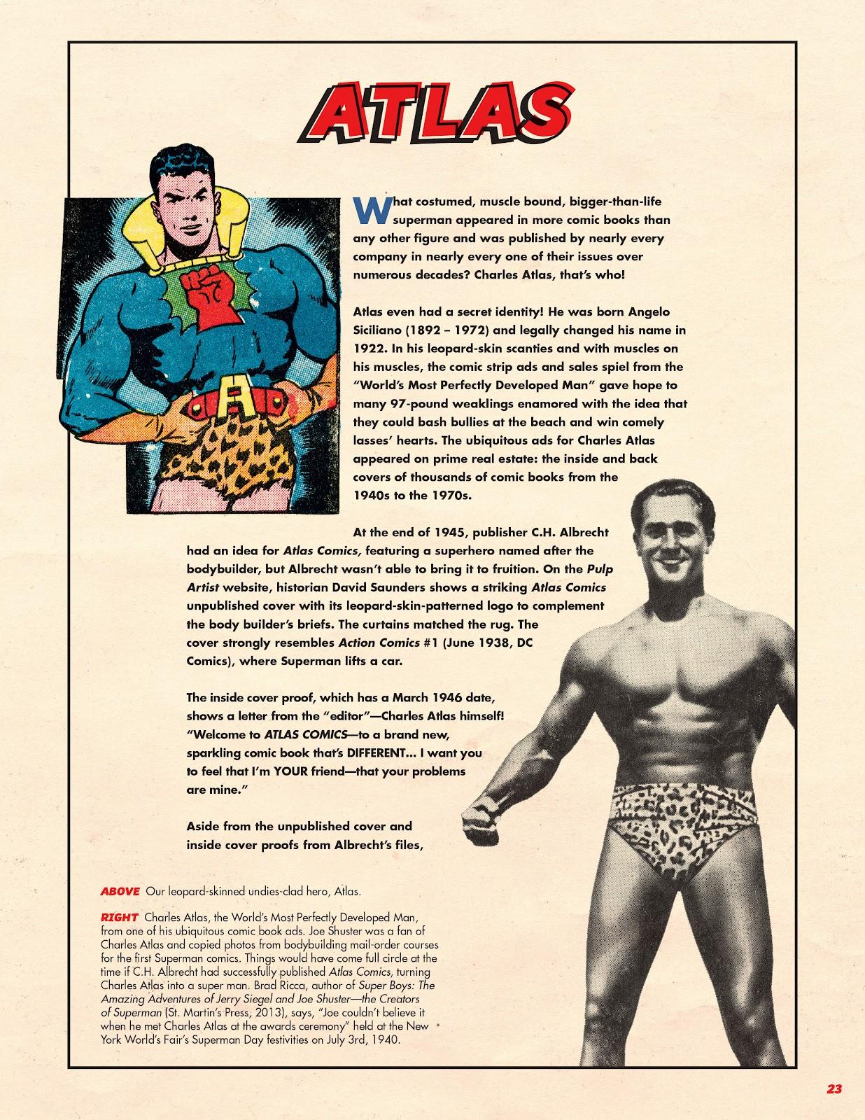 Read online Super Weird Heroes comic -  Issue # TPB 1 (Part 1) - 22