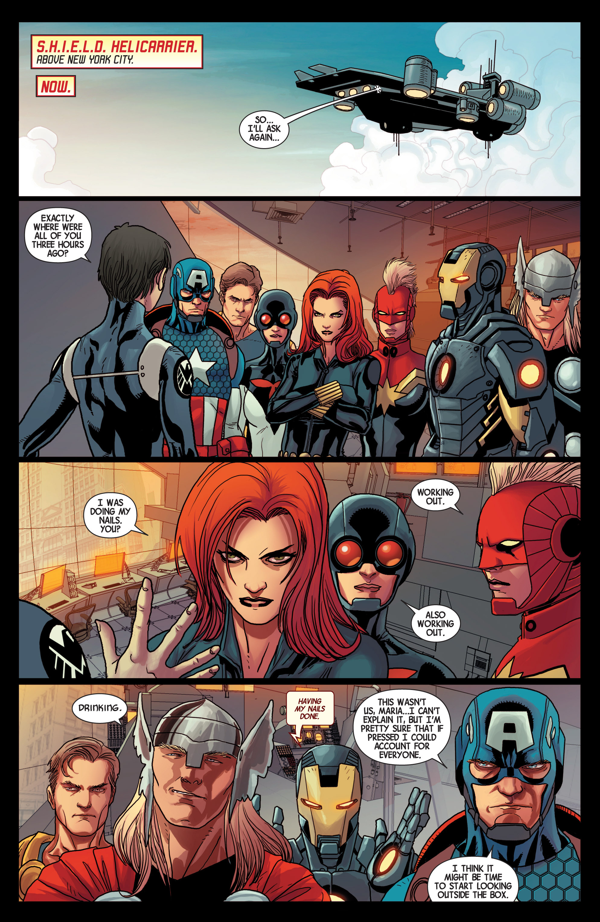 Read online Avengers (2013) comic -  Issue #26 - 18