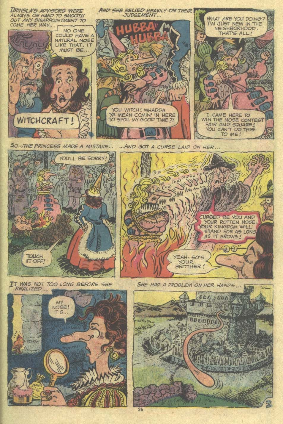 Read online Plop! comic -  Issue #9 - 27