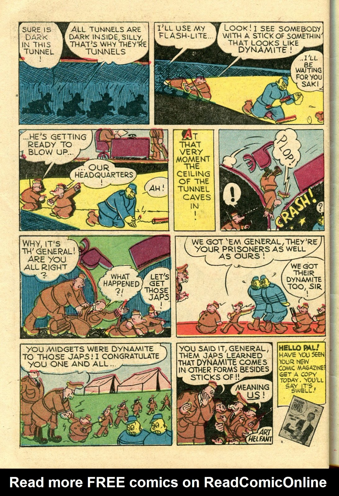 Green Hornet Comics issue 11 - Page 41