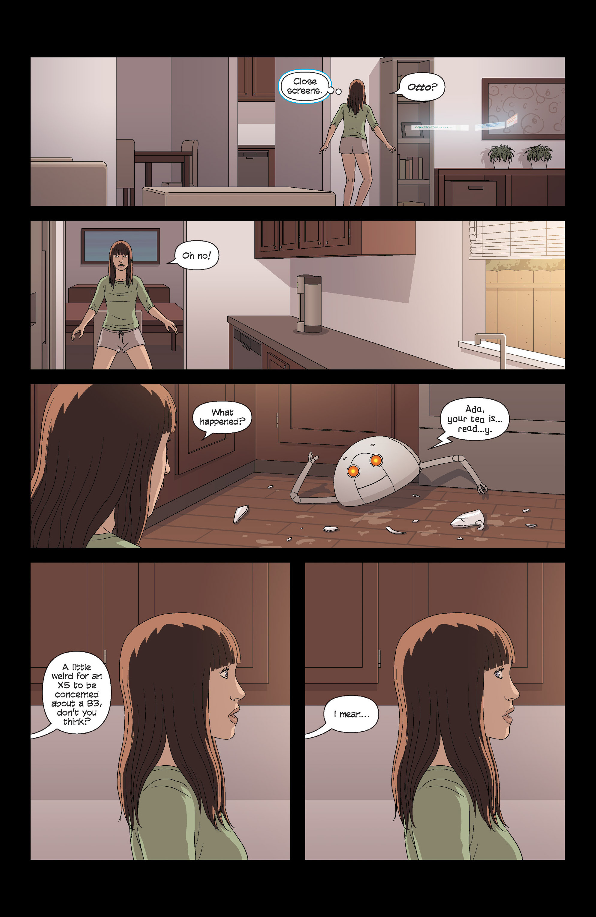 Read online Alex   Ada comic -  Issue # _TPB 3 - 28