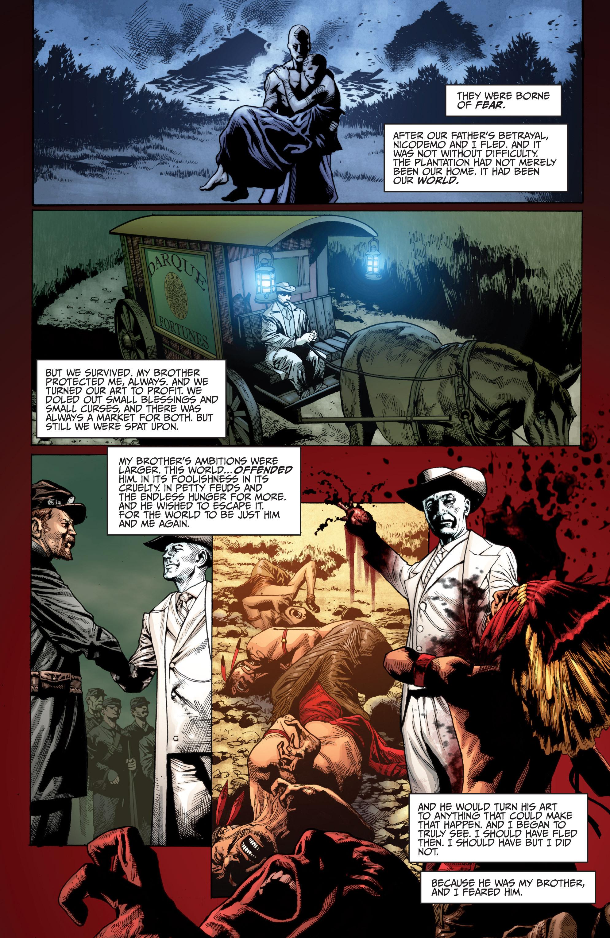 Read online Shadowman (2012) comic -  Issue #10 - 8