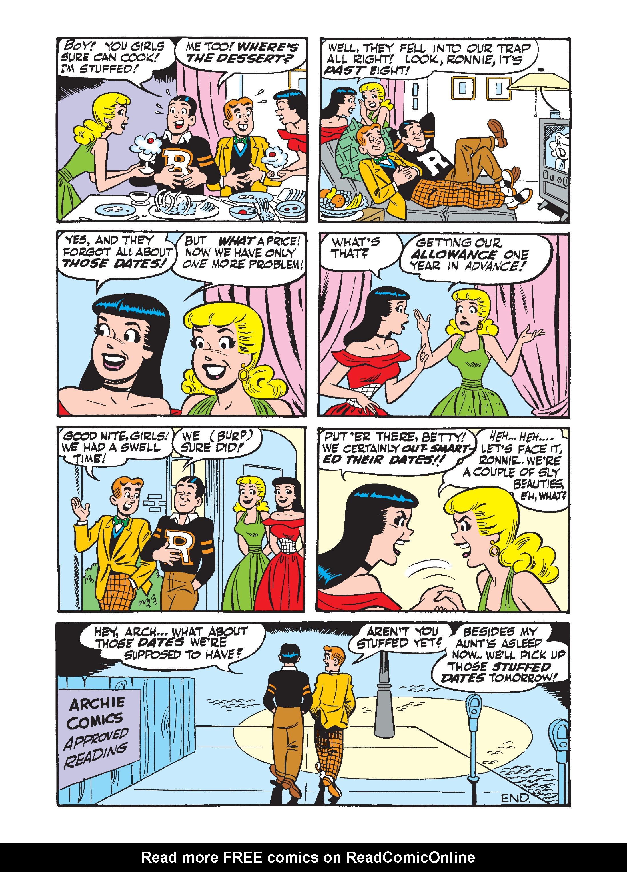 Read online Archie 1000 Page Comics Bonanza comic -  Issue #2 (Part 2) - 111