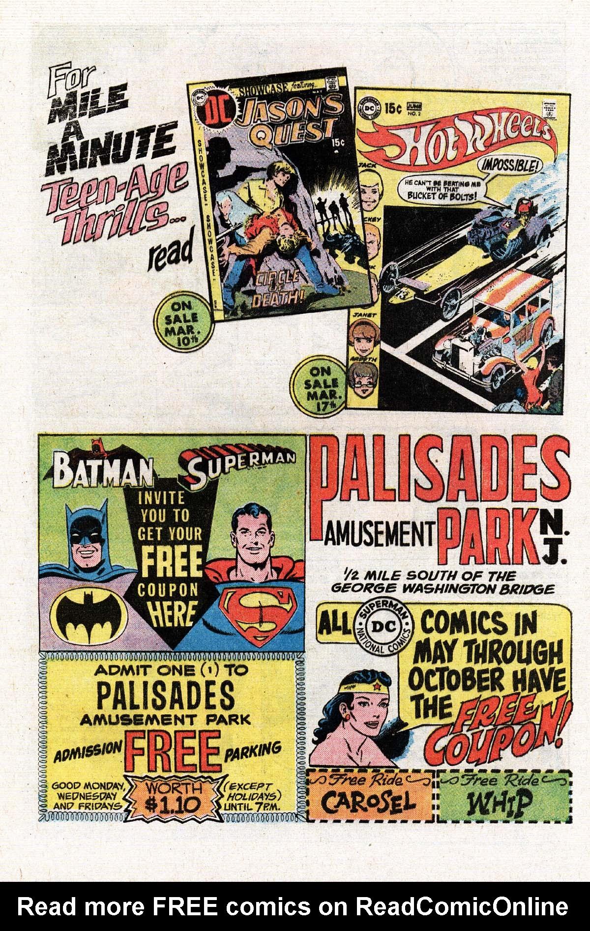 Read online Adventure Comics (1938) comic -  Issue #393 - 28