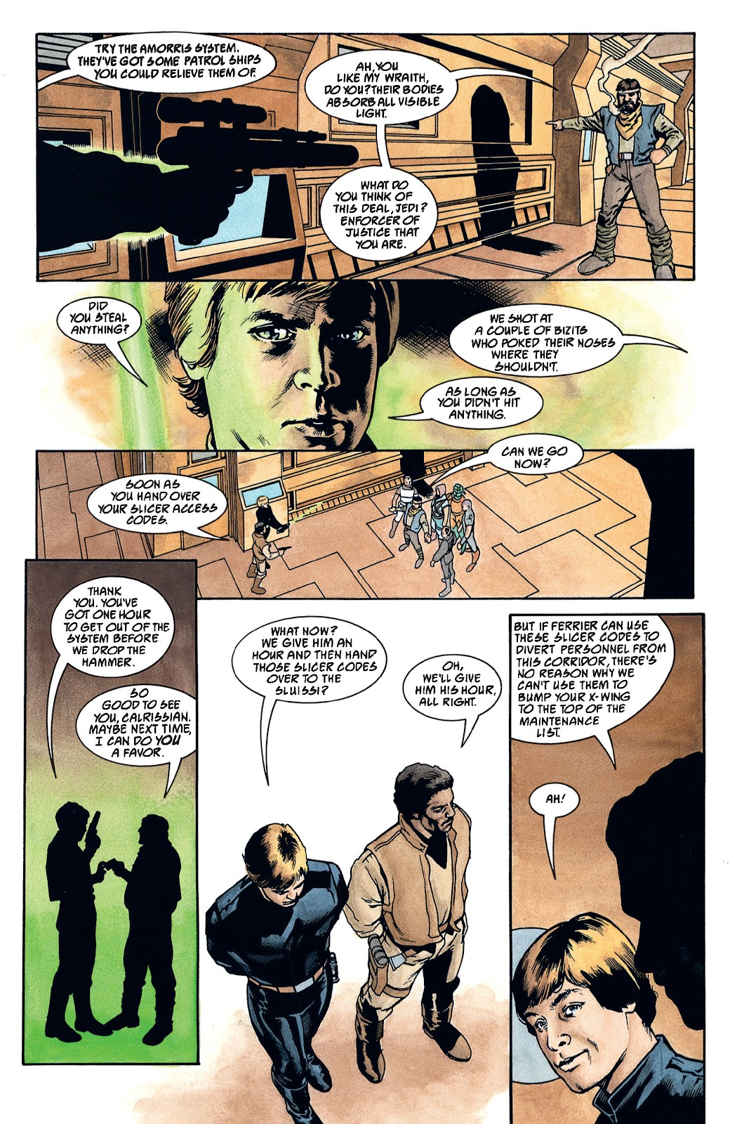 Read online Star Wars Legends: The New Republic - Epic Collection comic -  Issue # TPB 4 (Part 2) - 58