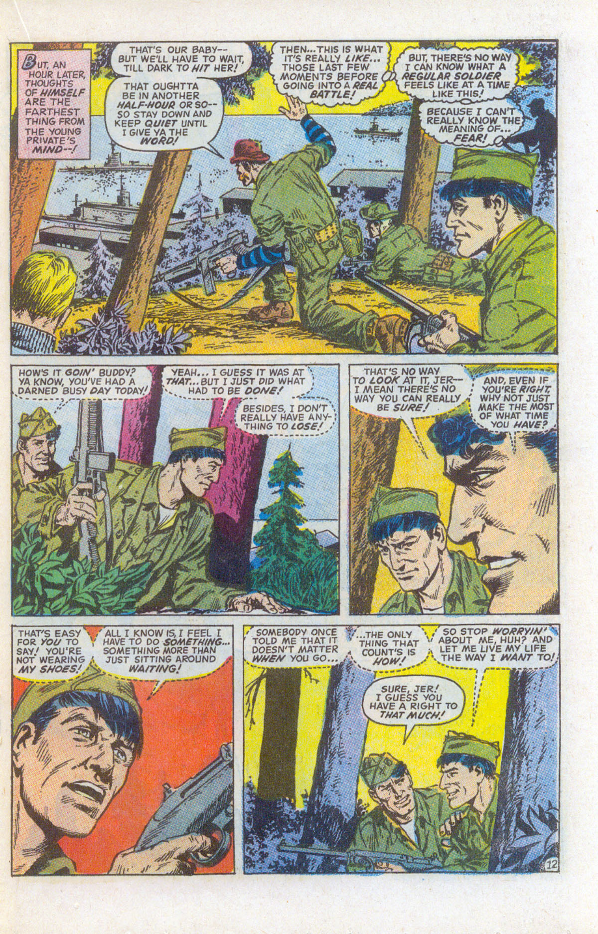 Read online Sgt. Fury comic -  Issue #159 - 17