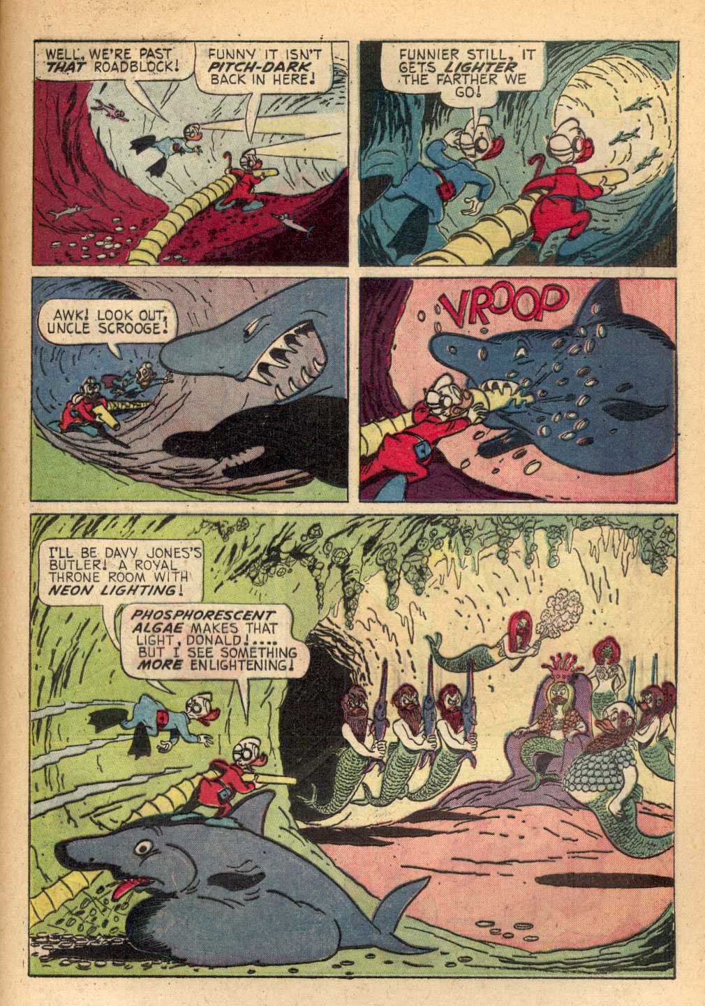Read online Uncle Scrooge (1953) comic -  Issue #68 - 21