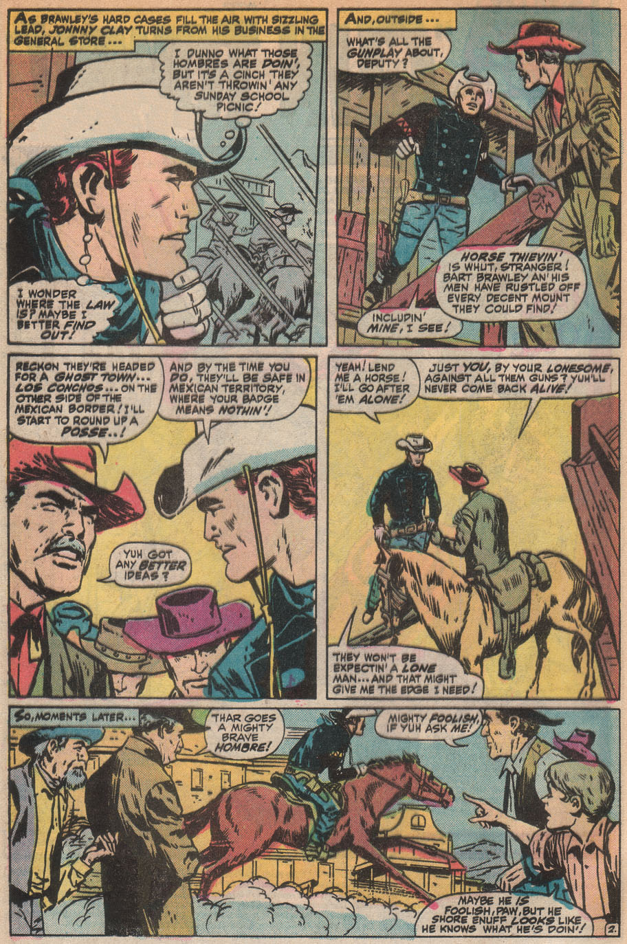 The Rawhide Kid (1955) issue 133 - Page 4