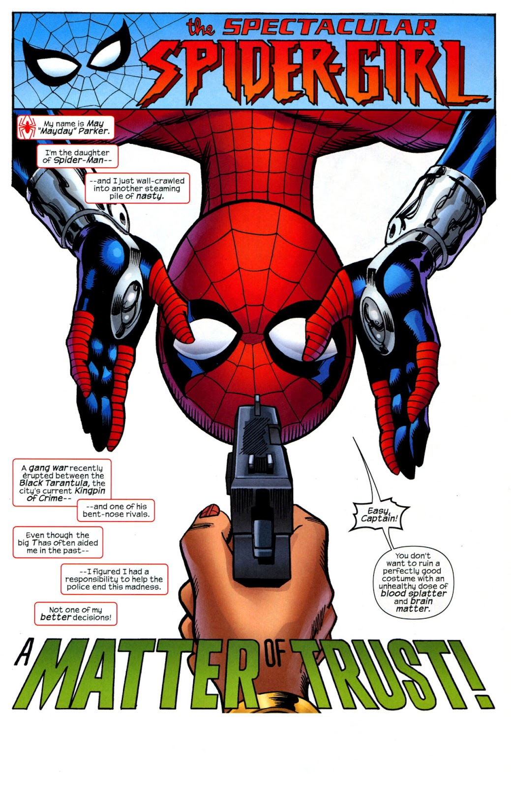 Web of Spider-Man (2009) Issue #6 #6 - English 17