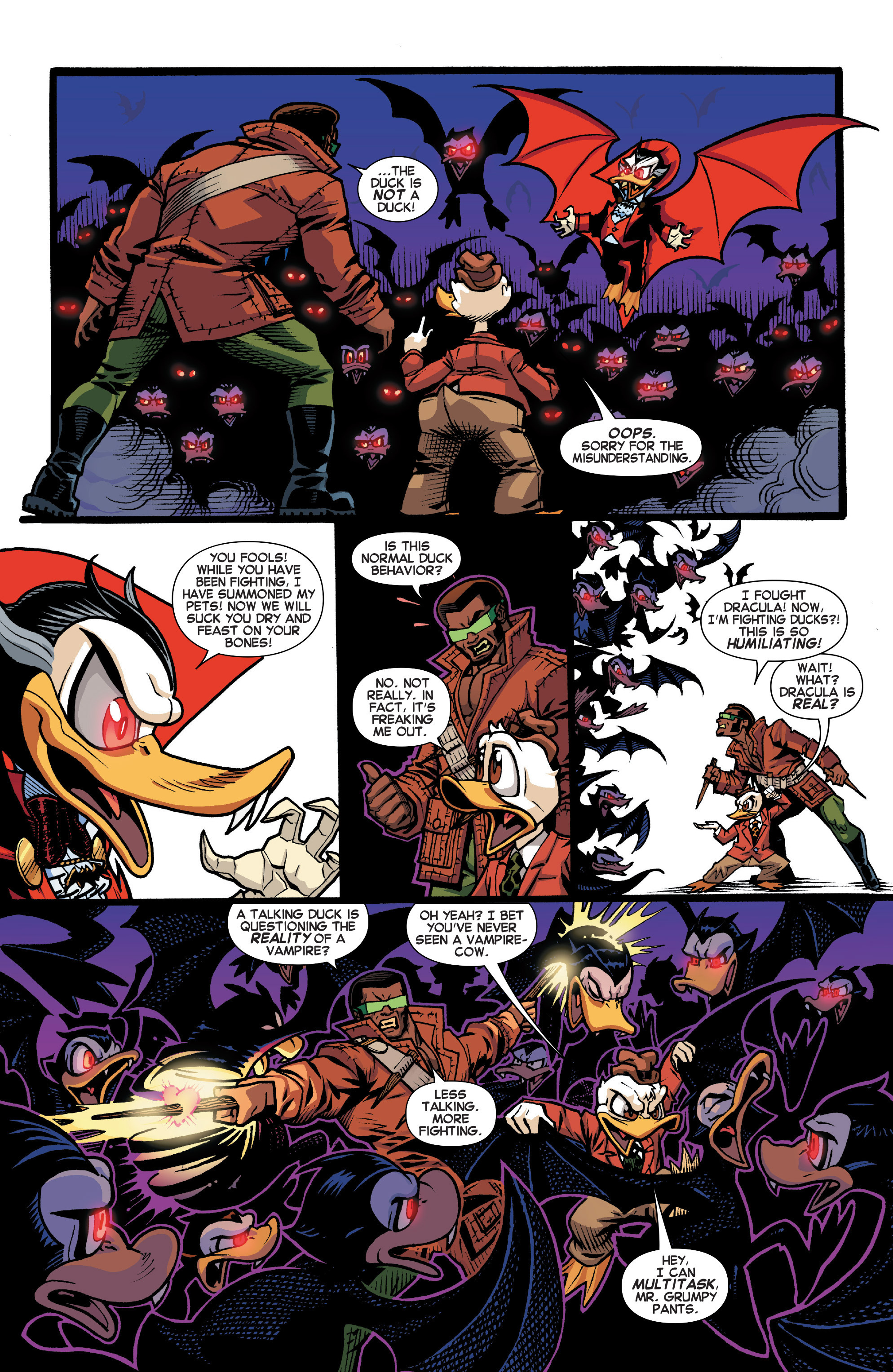 Read online Secret Wars: Battleworld comic -  Issue #2 - 10