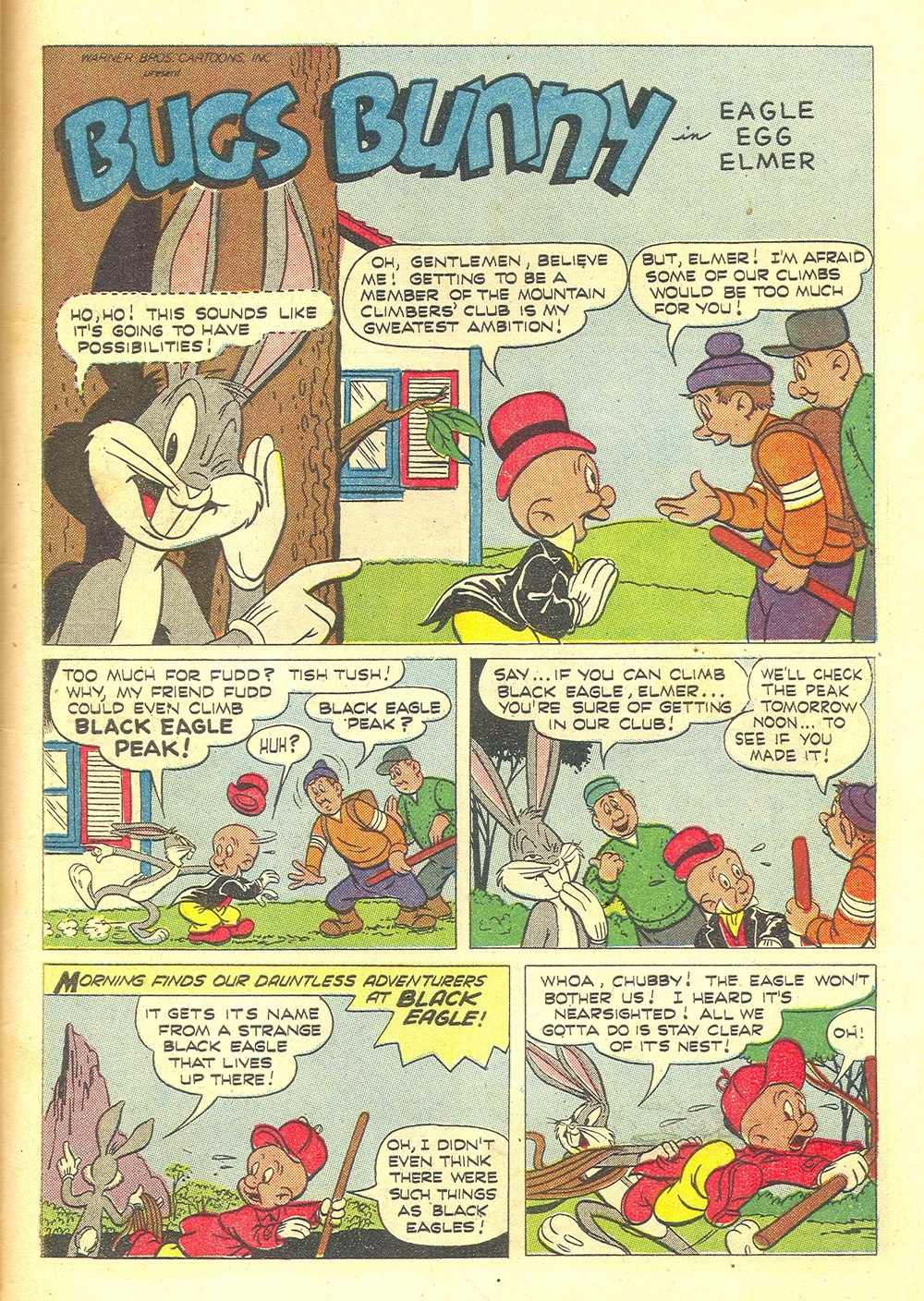 Bugs Bunny (1952) issue 45 - Page 31