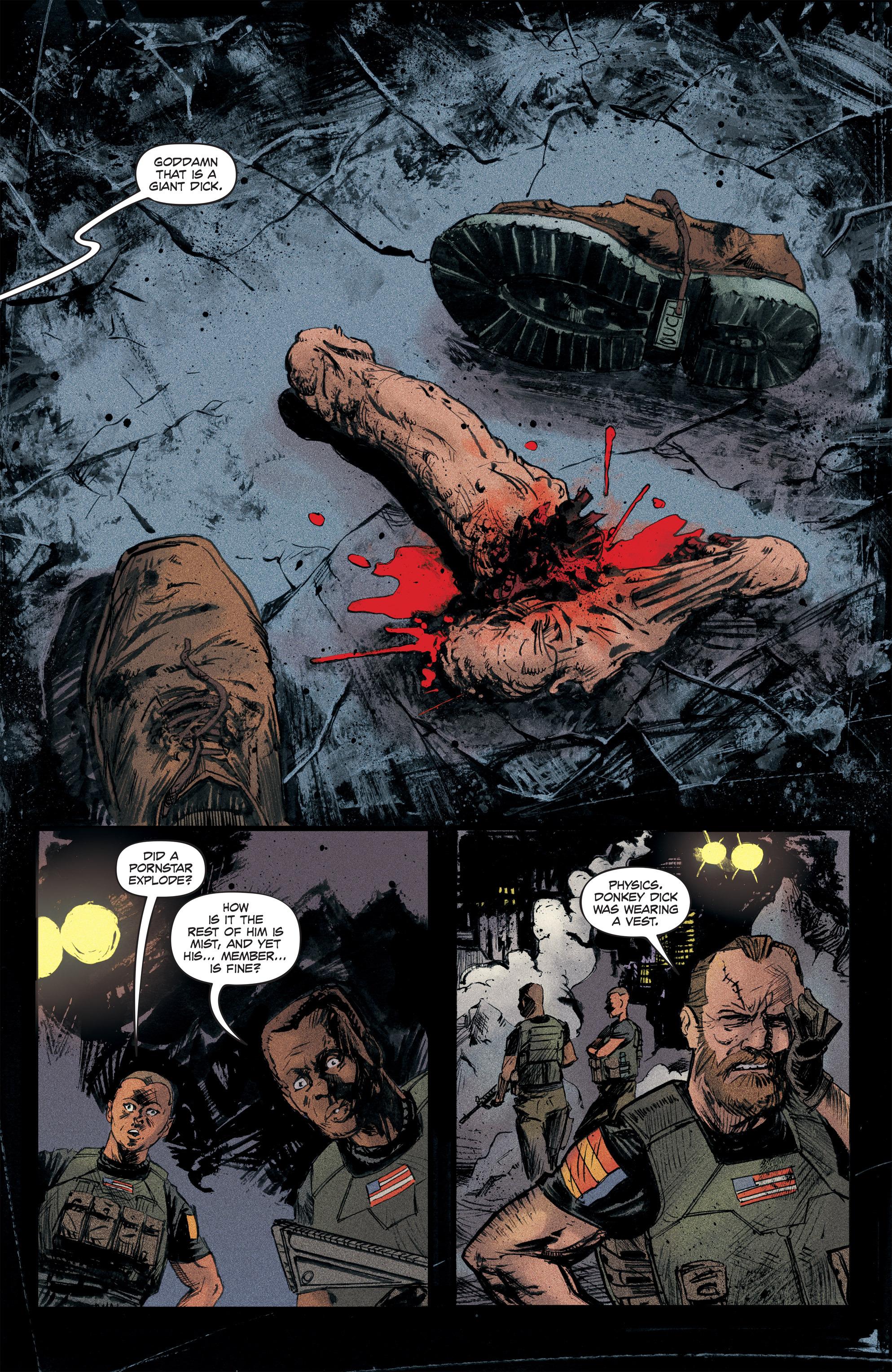 Read online Redline comic -  Issue #2 - 6