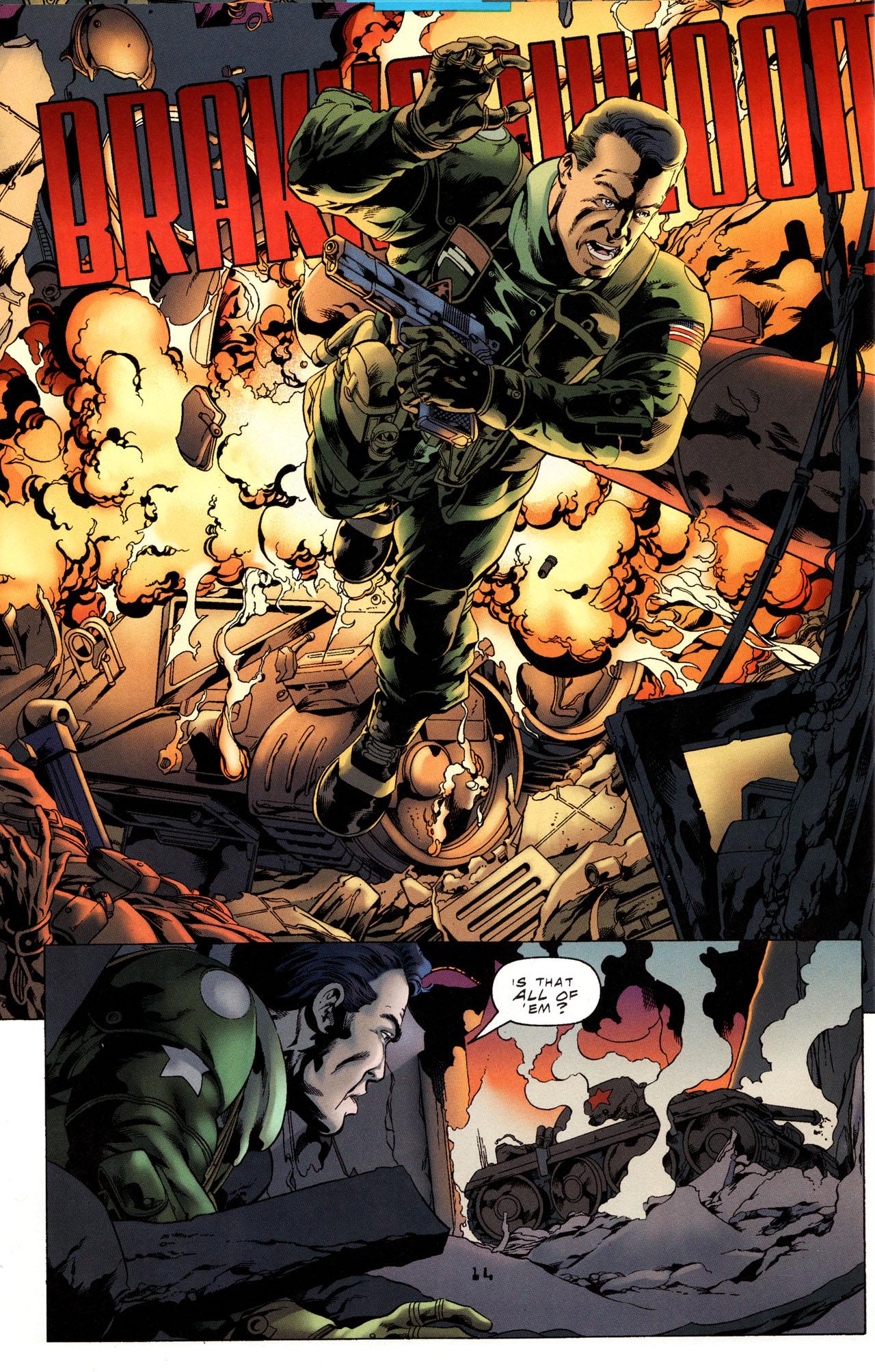 Read online Tangent Comics/ Metal Men comic -  Issue # Full - 13